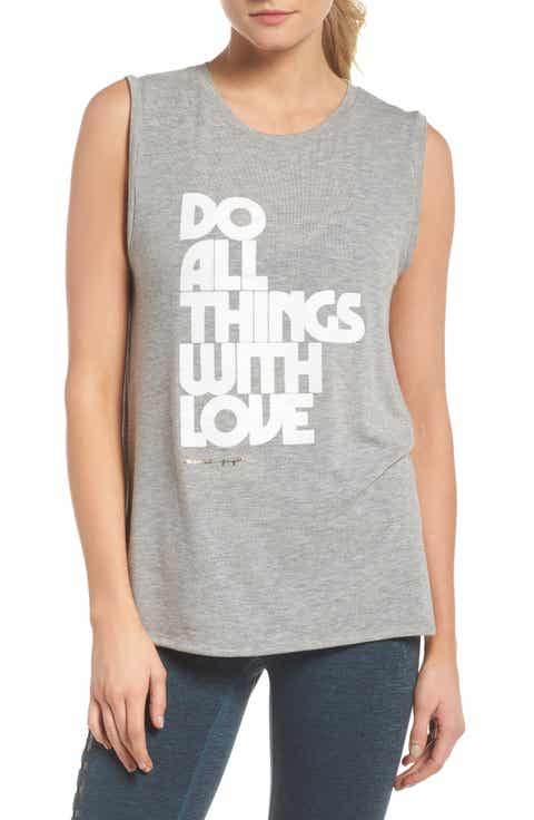 Spiritual Gangster Do All with Love Tank