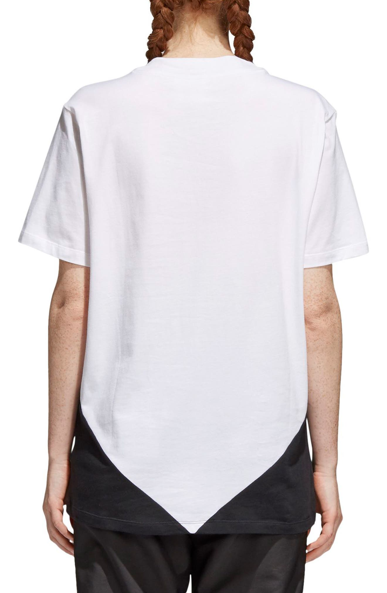 Originals CLRDO Tee,                             Alternate thumbnail 2, color,                             White/ Black