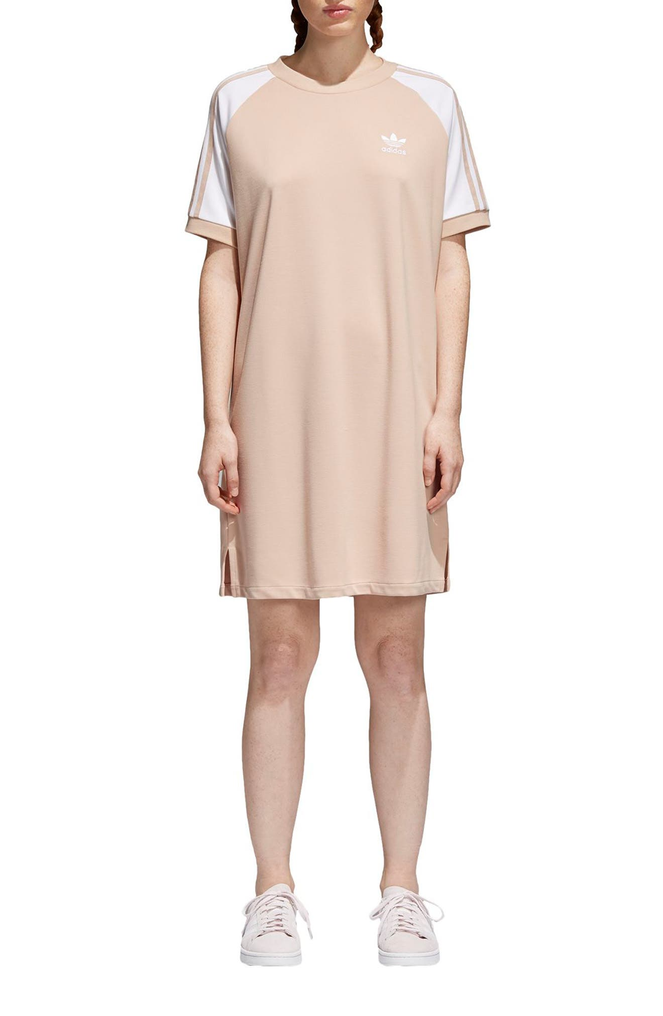 adidas Originals Raglan Sleeve Dress