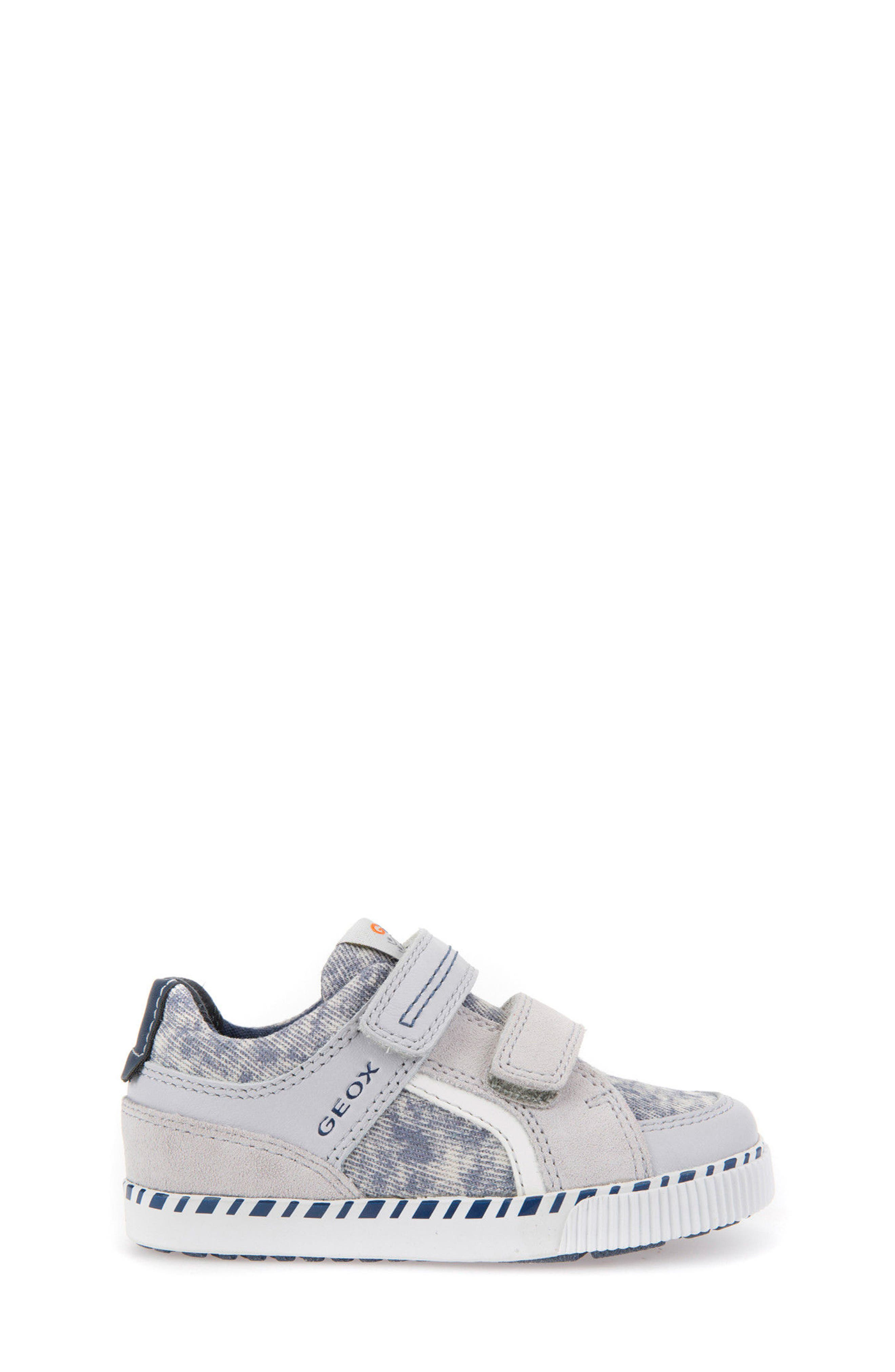 Kilwi Knit Sneaker,                             Alternate thumbnail 3, color,                             Light Grey/ White