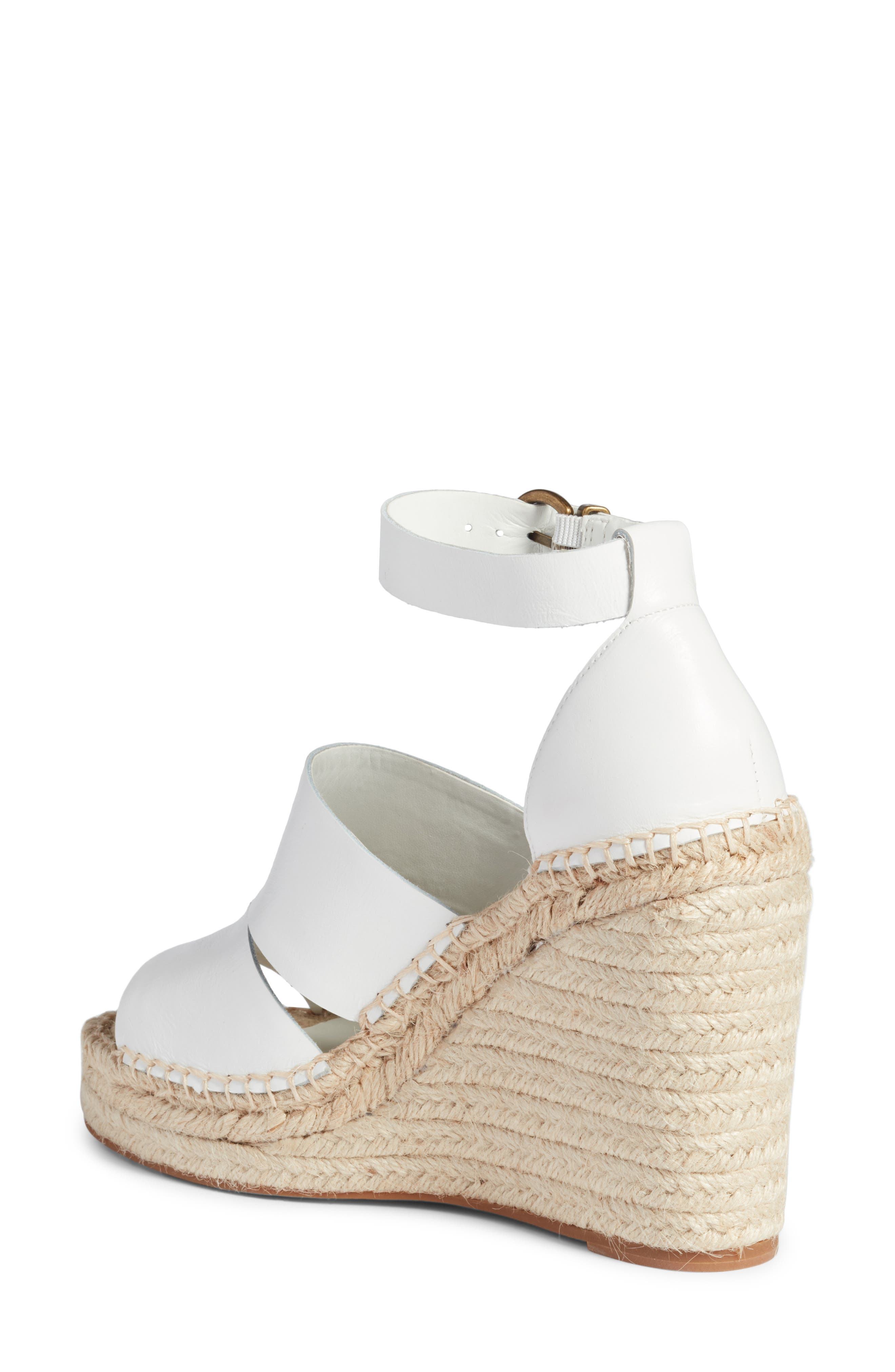 Alternate Image 2  - Treasure & Bond Sannibel Platform Wedge Sandal (Women)
