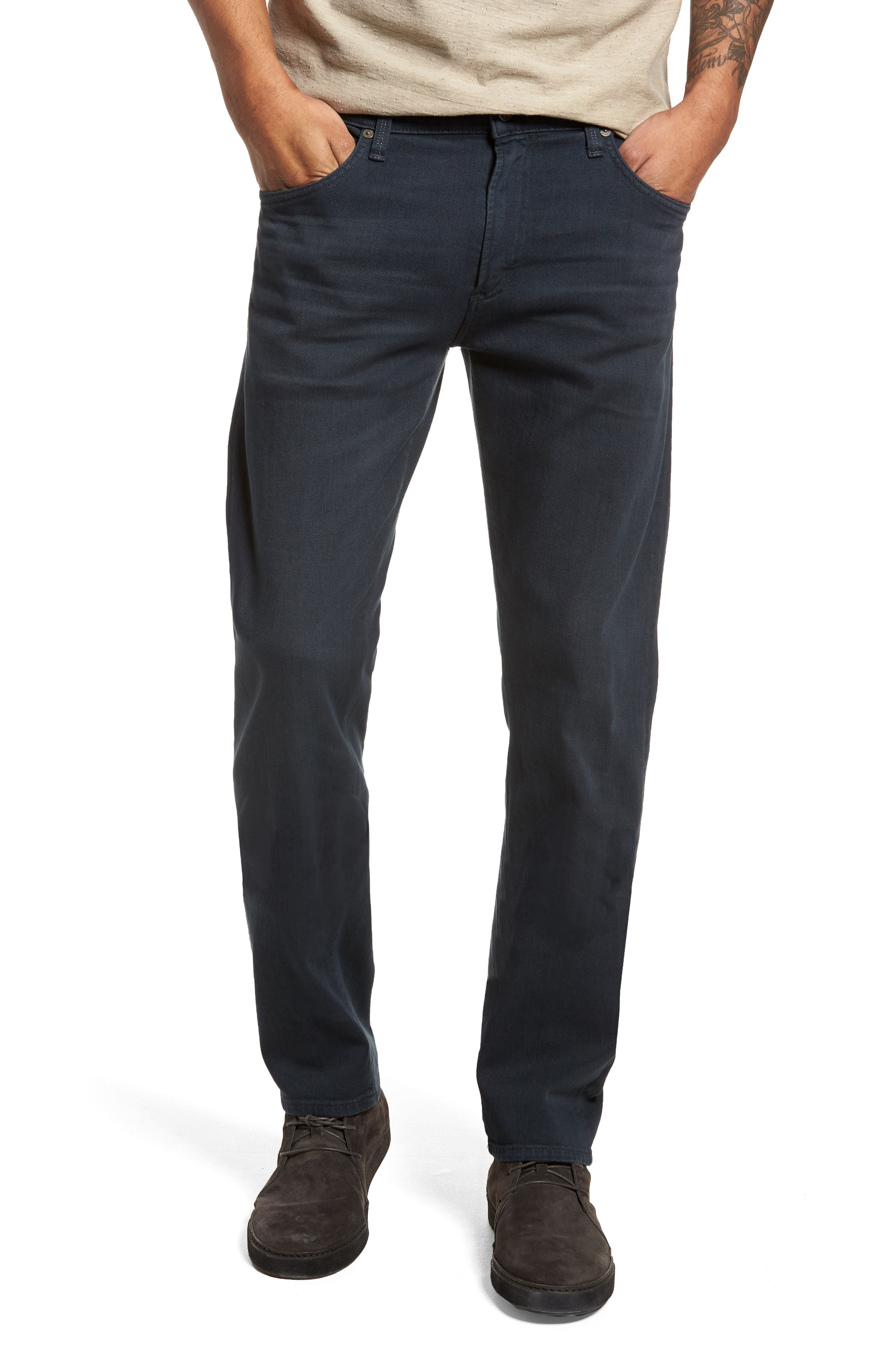 Core Slim Fit Jeans,                         Main,                         color, Mecca