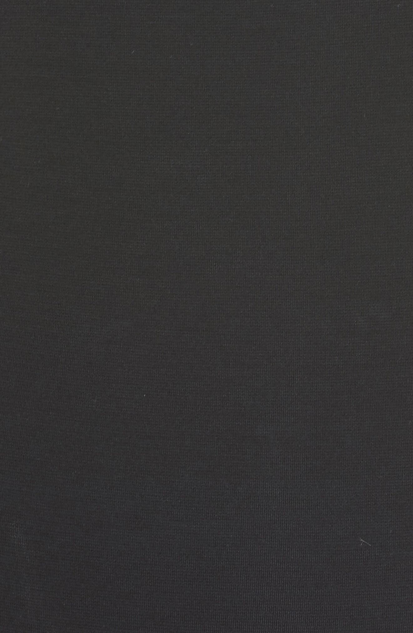 by Heather Thomson Bodysuit,                             Alternate thumbnail 6, color,                             Black