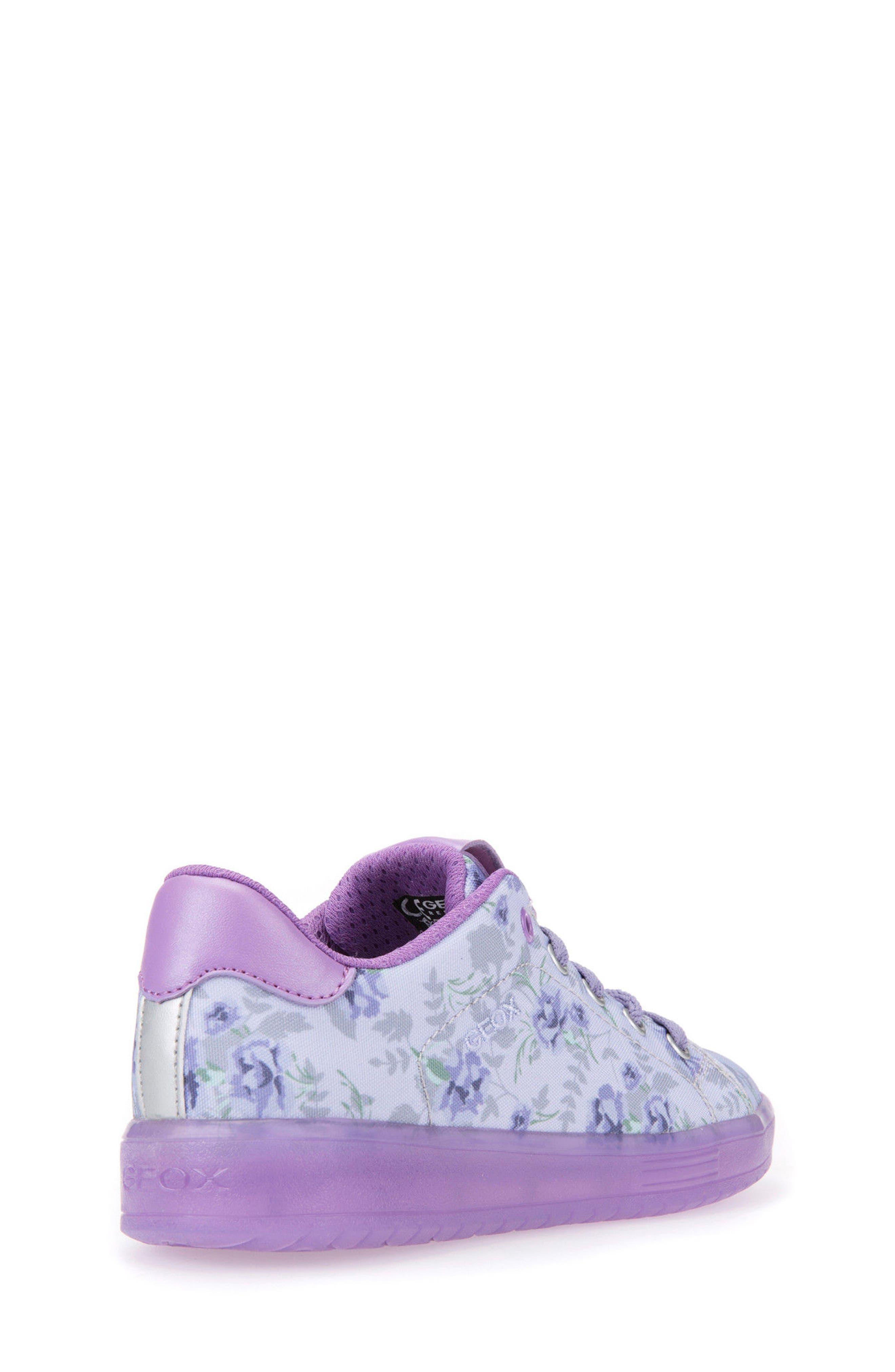 Alternate Image 2  - Geox Kommodor Light-Up Sneaker (Toddler, Little Kid & Big Kid)