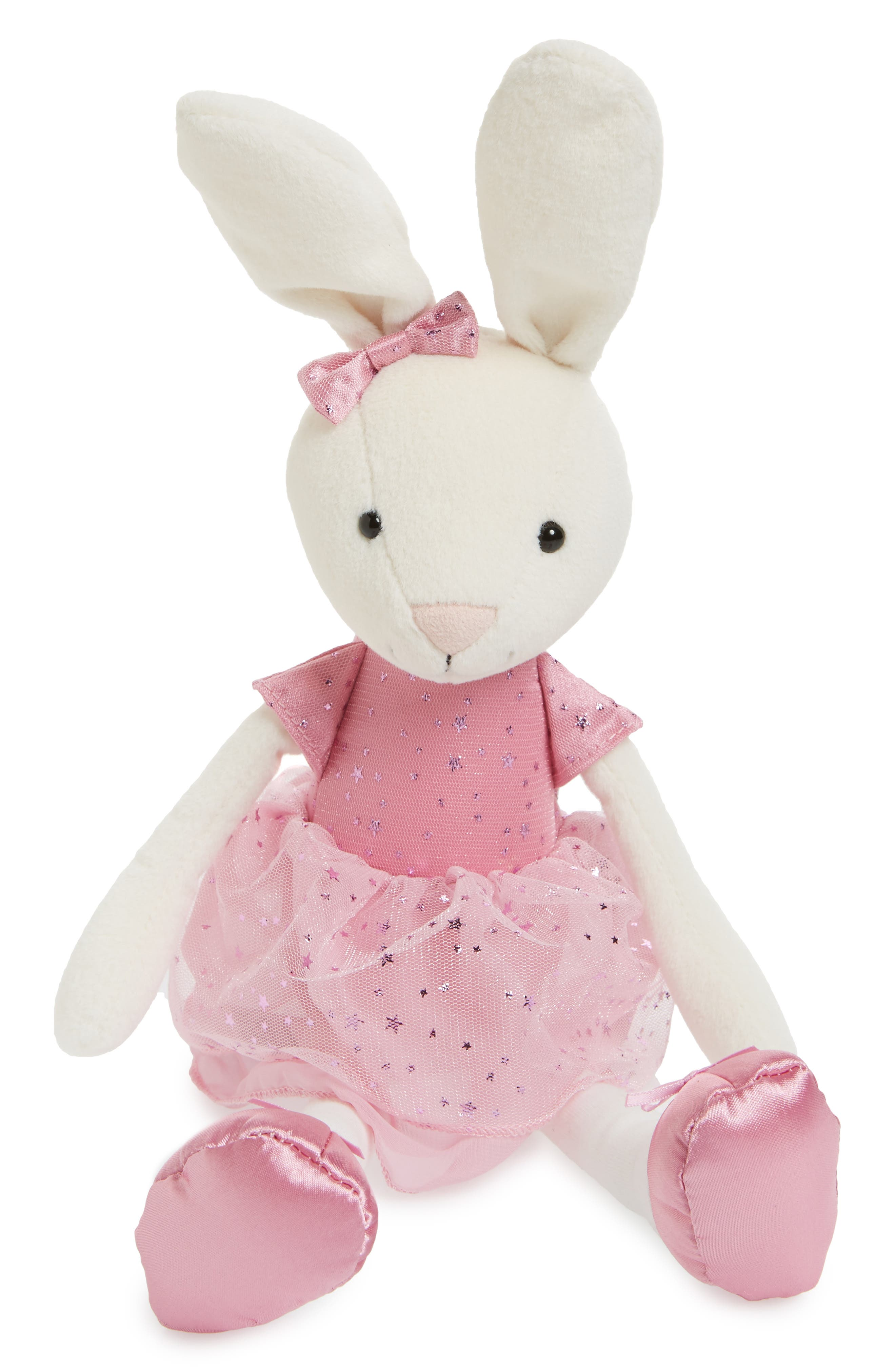 Party Bitsy Bunny Stuffed Animal,                             Main thumbnail 1, color,                             Party
