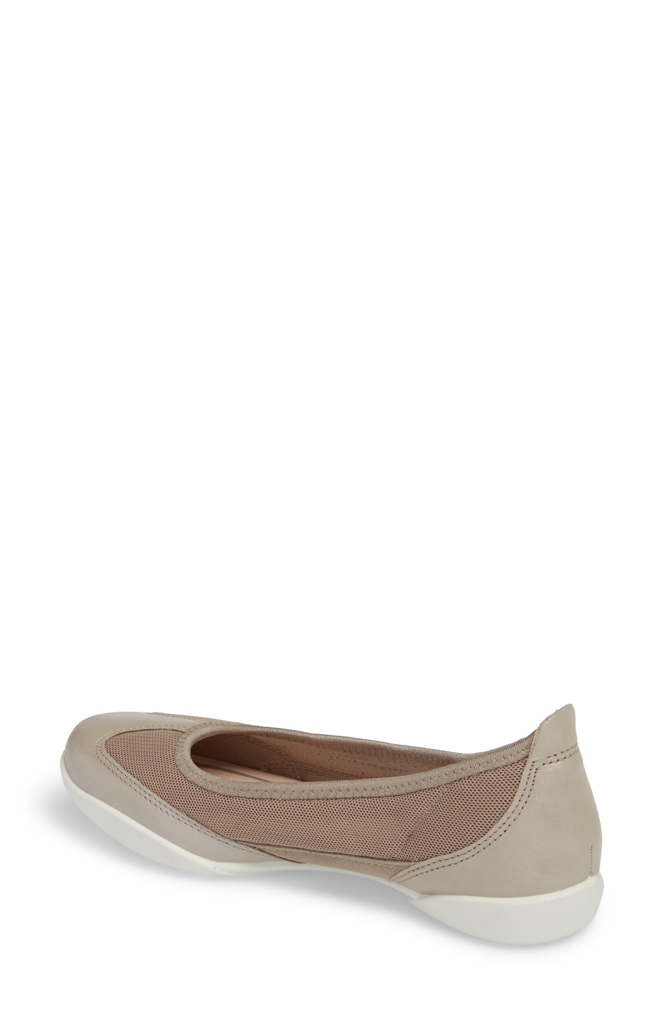Alternate Image 2  - ECCO 'Bluma' Ballet Sneaker (Women)