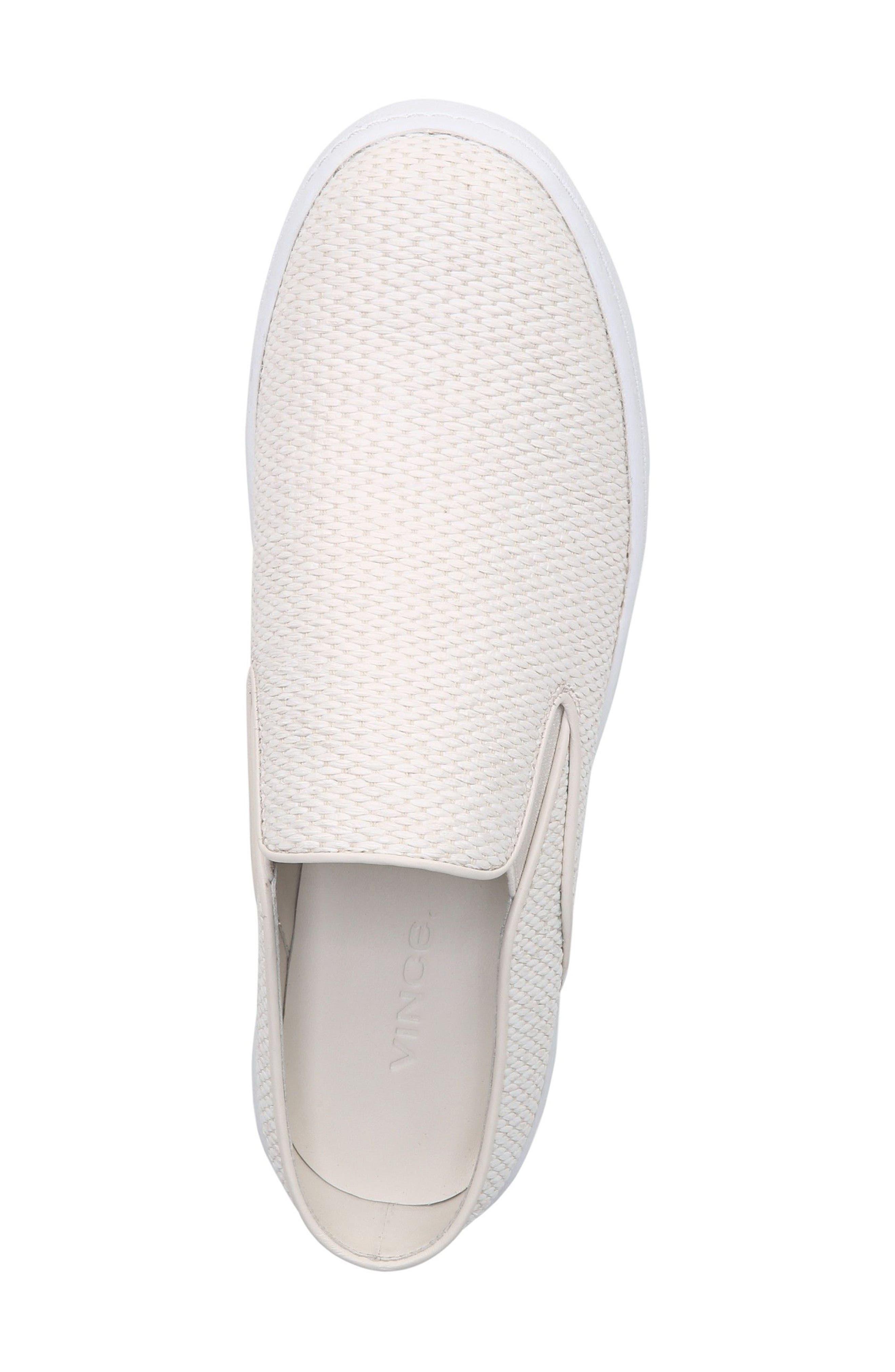 Verrell Slip-On Sneaker,                             Alternate thumbnail 2, color,                             Offwhite