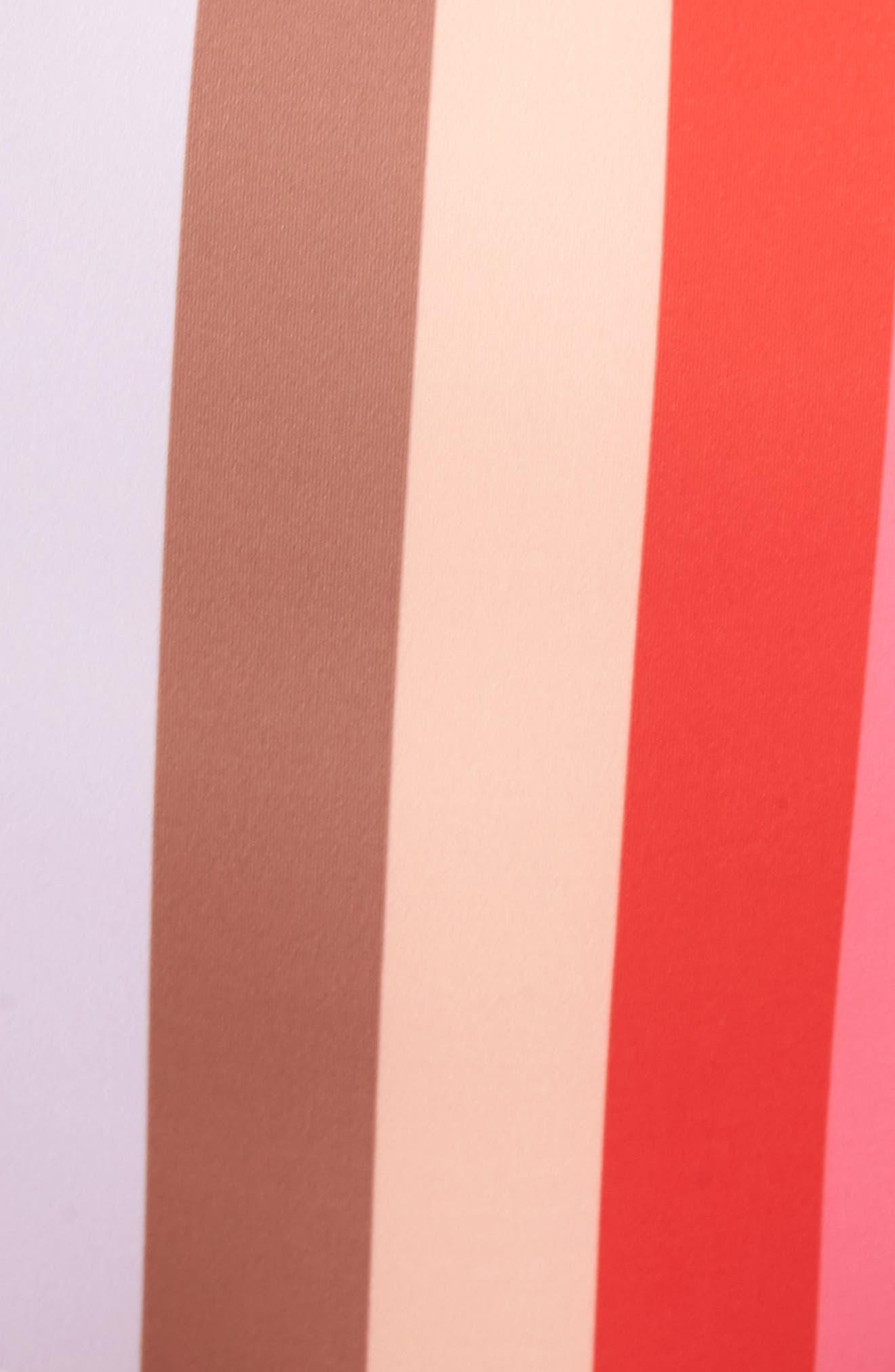 The Brigitte Bikini Bottoms,                             Alternate thumbnail 8, color,                             Red Multi