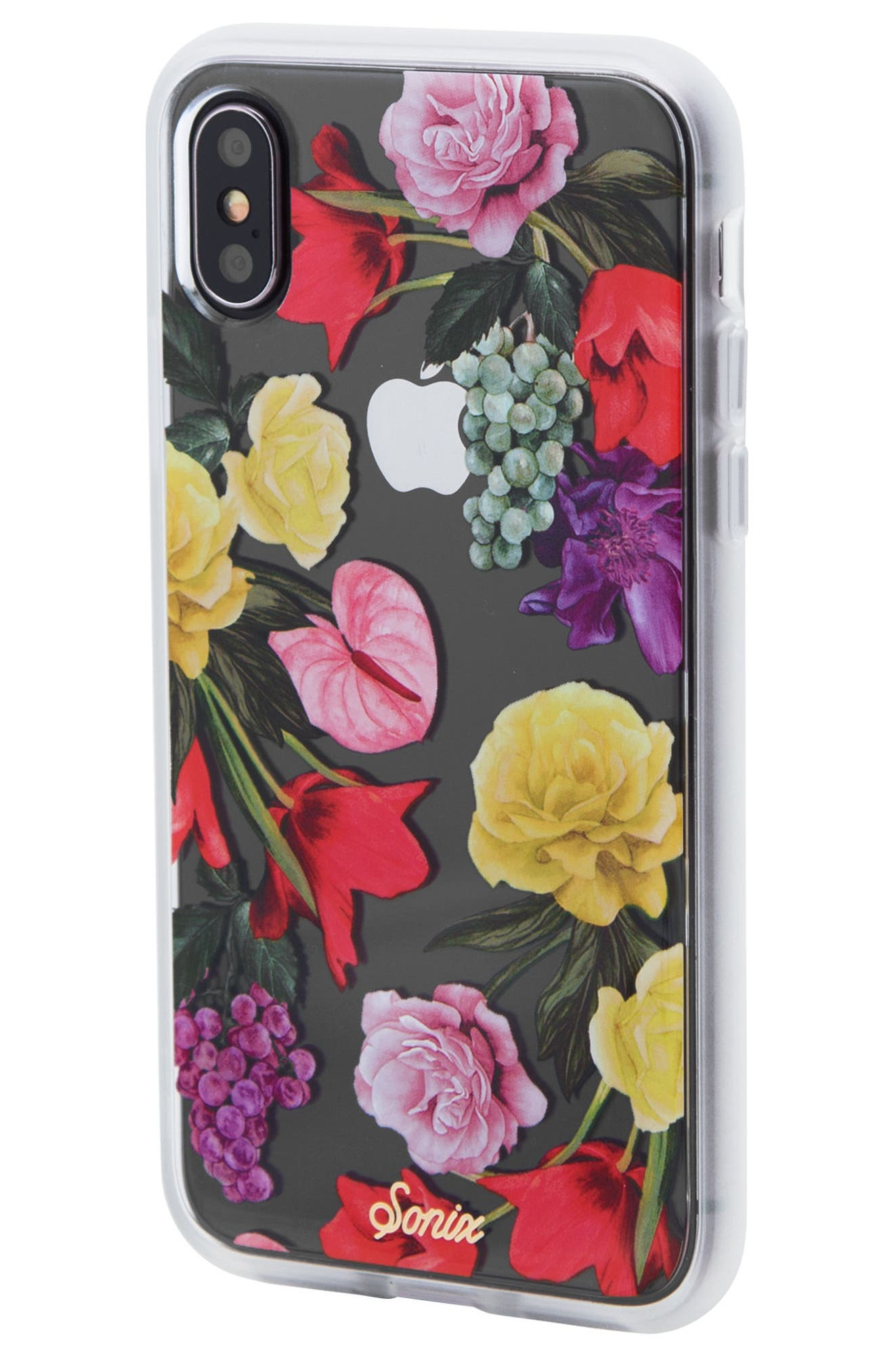 Betty Bloom iPhone X Case,                             Alternate thumbnail 2, color,                             Multi