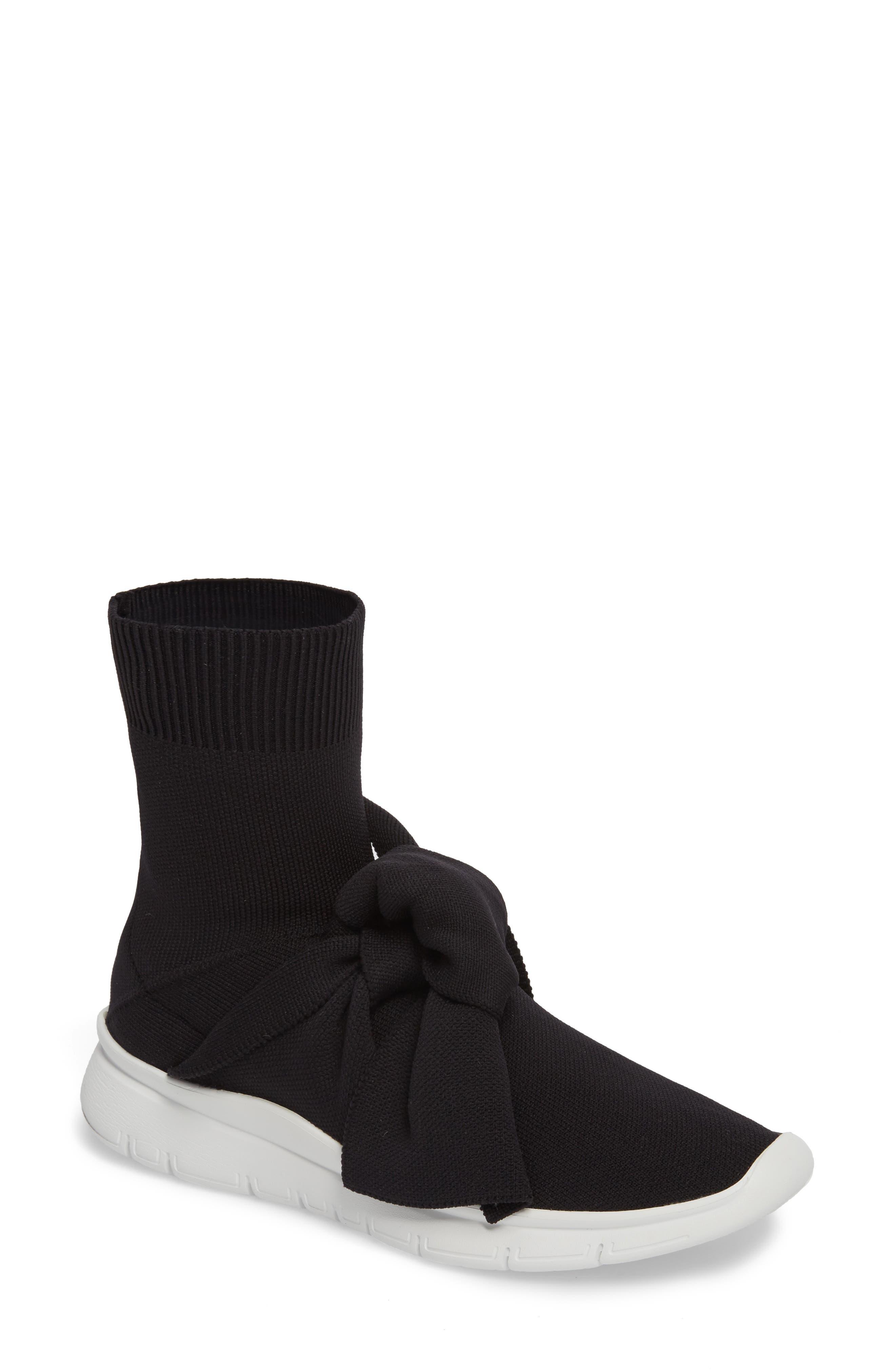 JOSHUA SANDERS Knotted Sock Sneaker (Women)