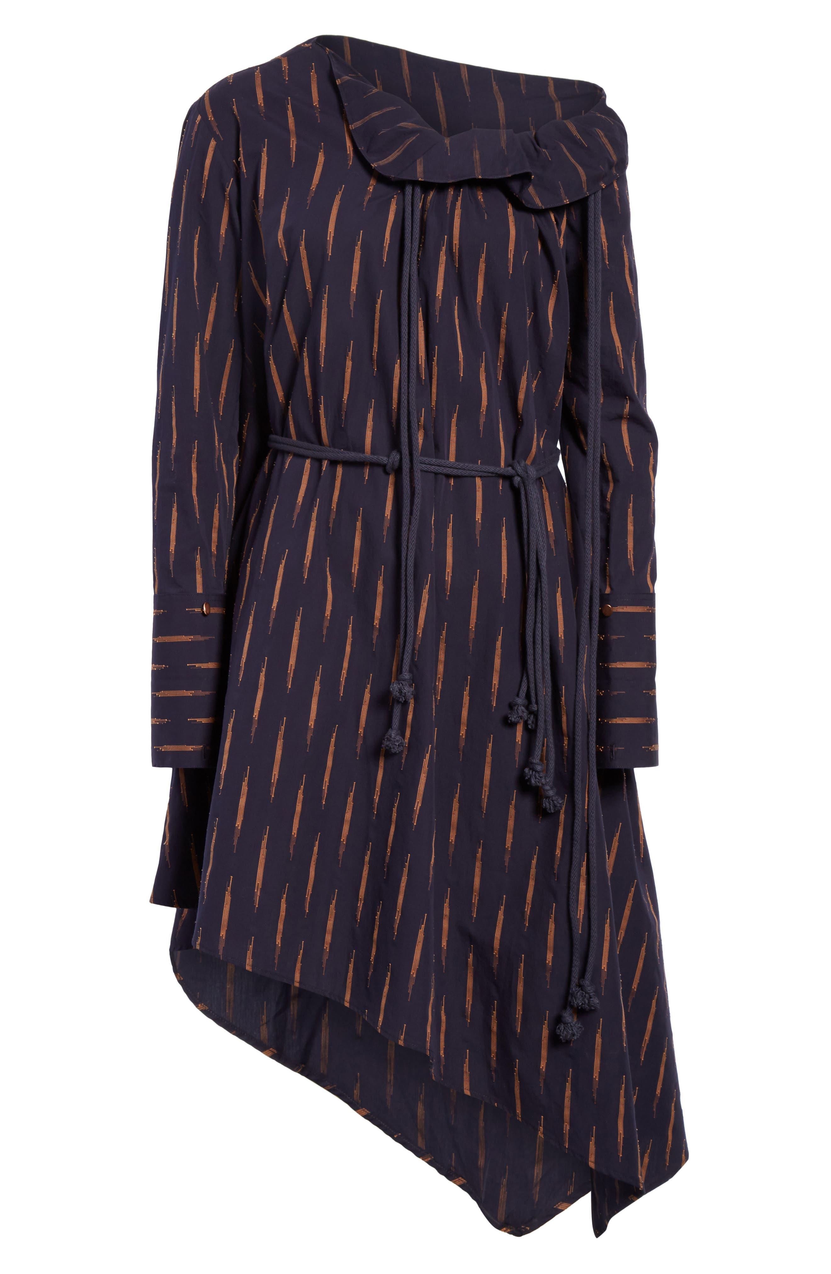 Alternate Image 6  - PALMER//HARDING Gallery One-Shoulder Dress
