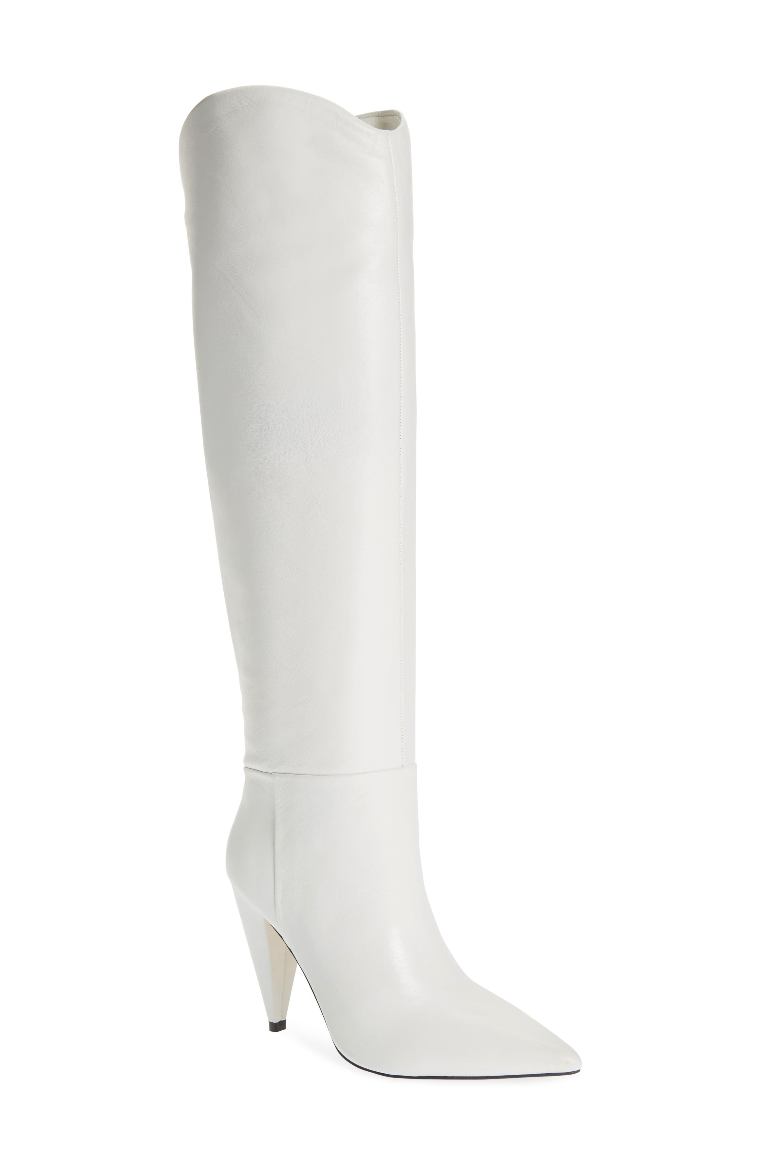 Marc Fisher LTD Hanny Slouchy Knee High Boot (Women)