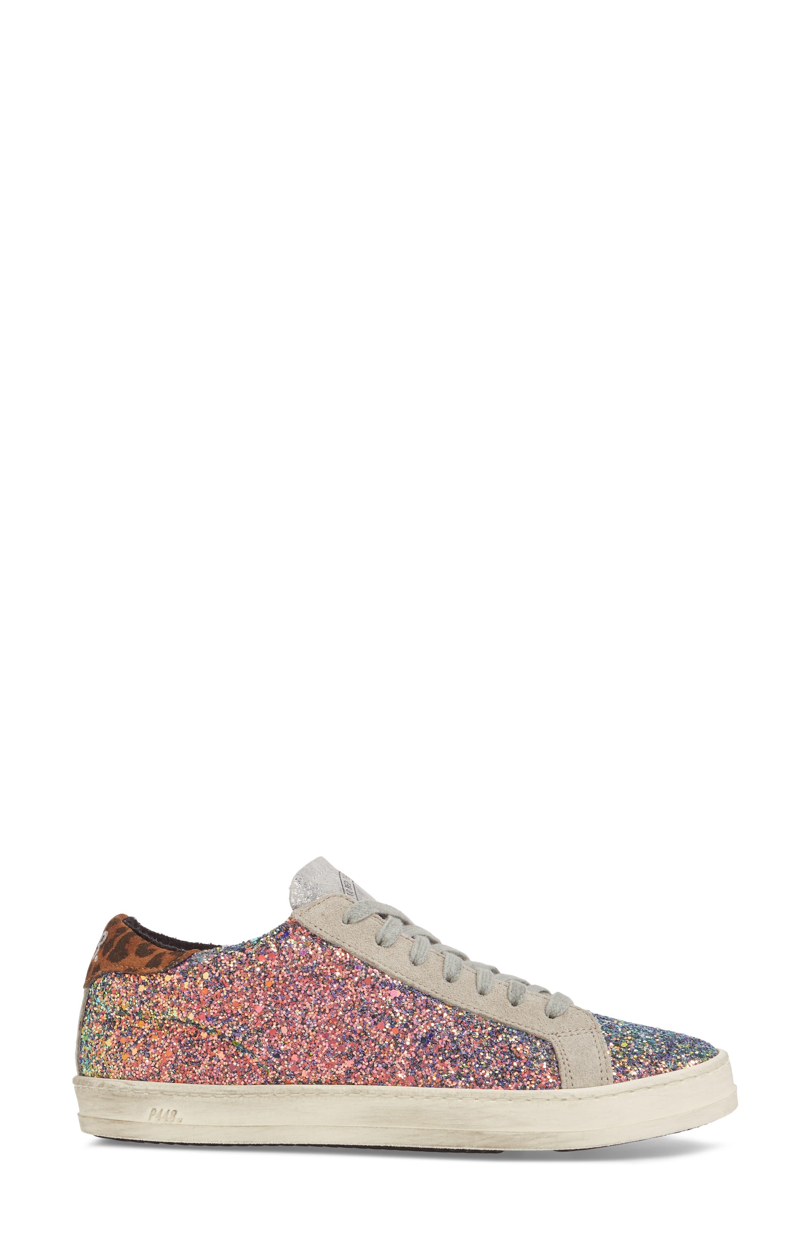 John Sneaker,                             Alternate thumbnail 3, color,                             Multicolor