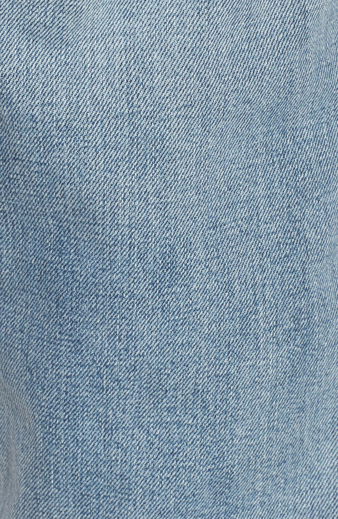 Bowery Slim Fit Jeans,                             Alternate thumbnail 5, color,                             Lone Pine