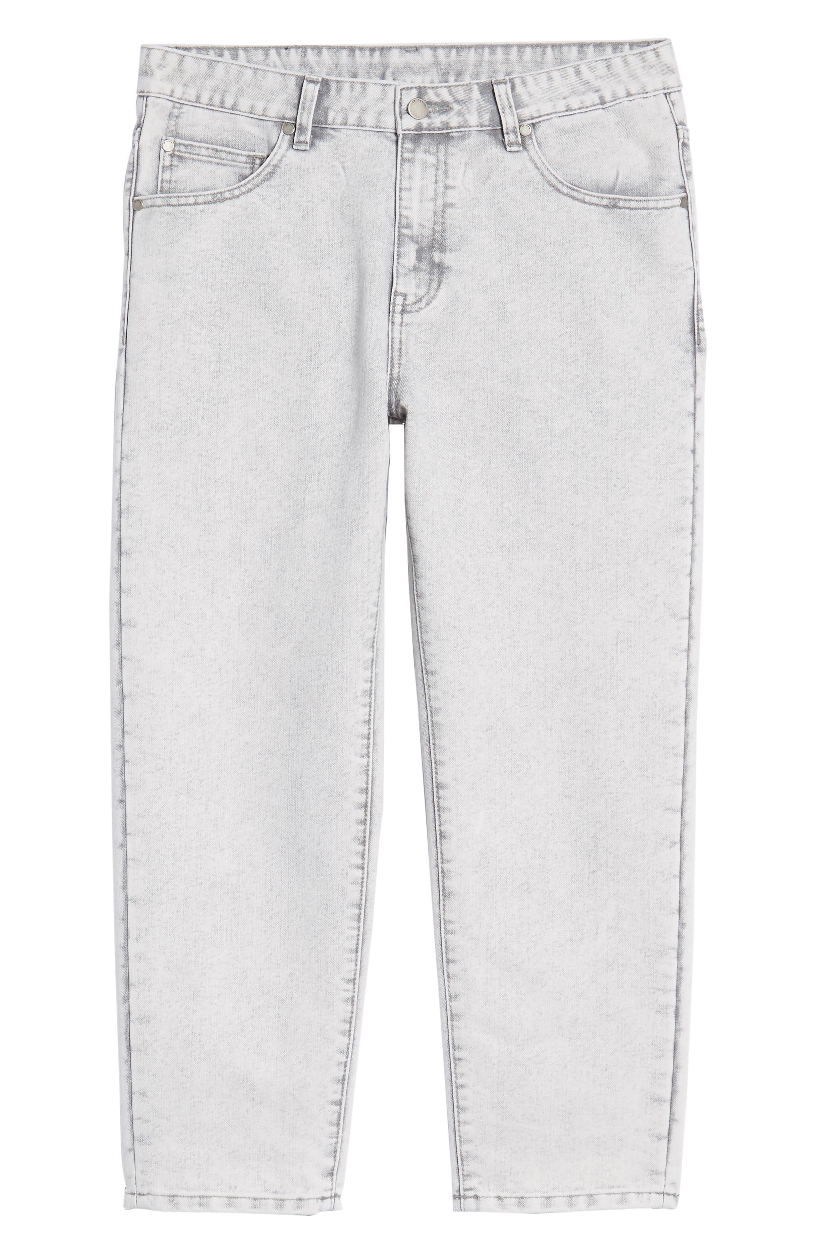 Dr. Denim Jeansmaker Otis Straight Fit Jeans,                             Alternate thumbnail 5, color,                             Dirty White