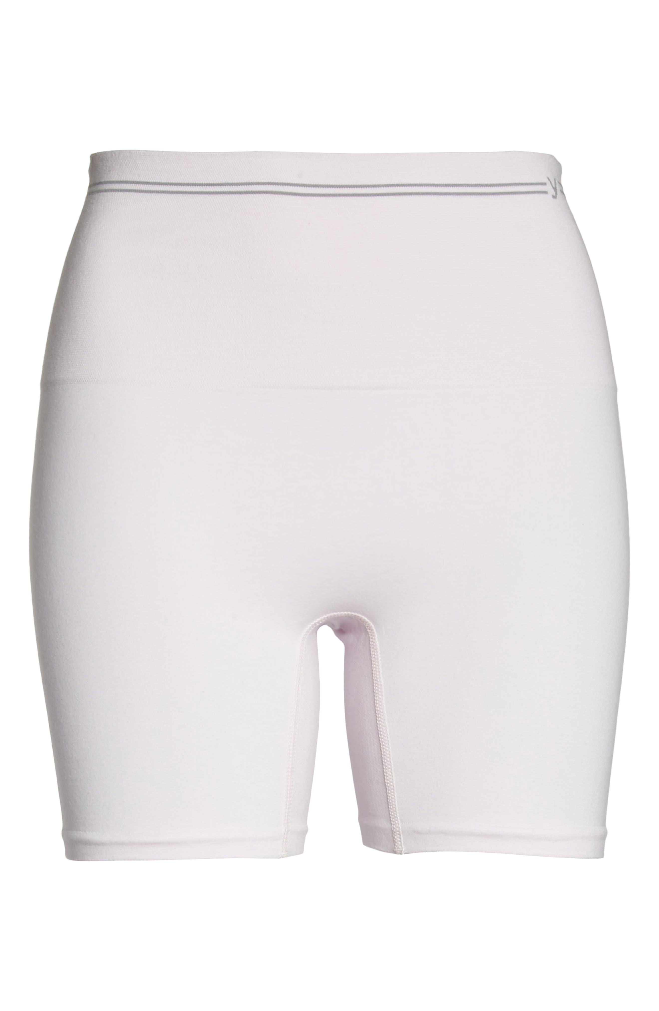 Seamless Shaping Shorts,                             Alternate thumbnail 4, color,                             Orchid Ice