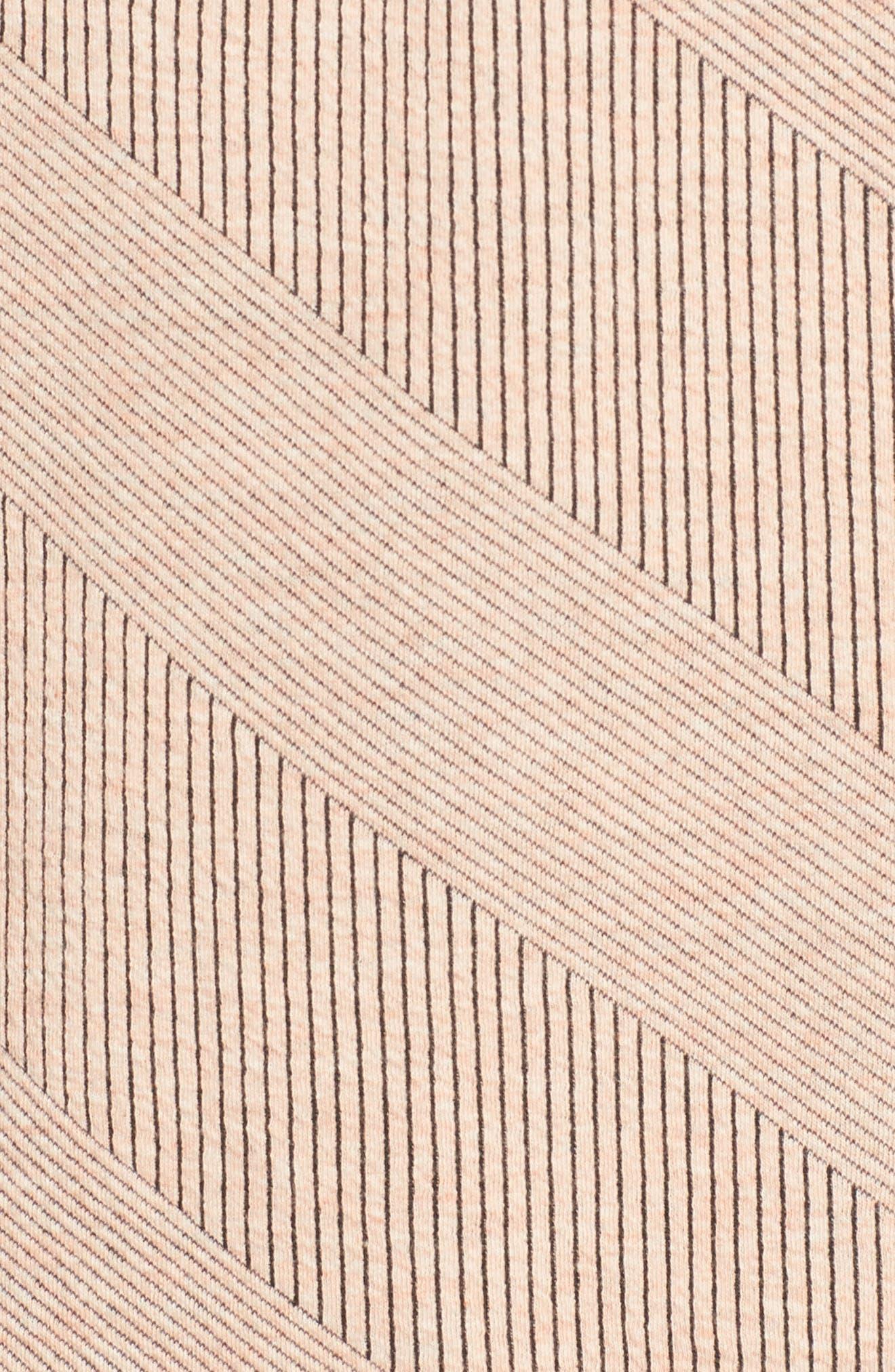 Biota T-Shirt,                             Alternate thumbnail 5, color,                             Coral