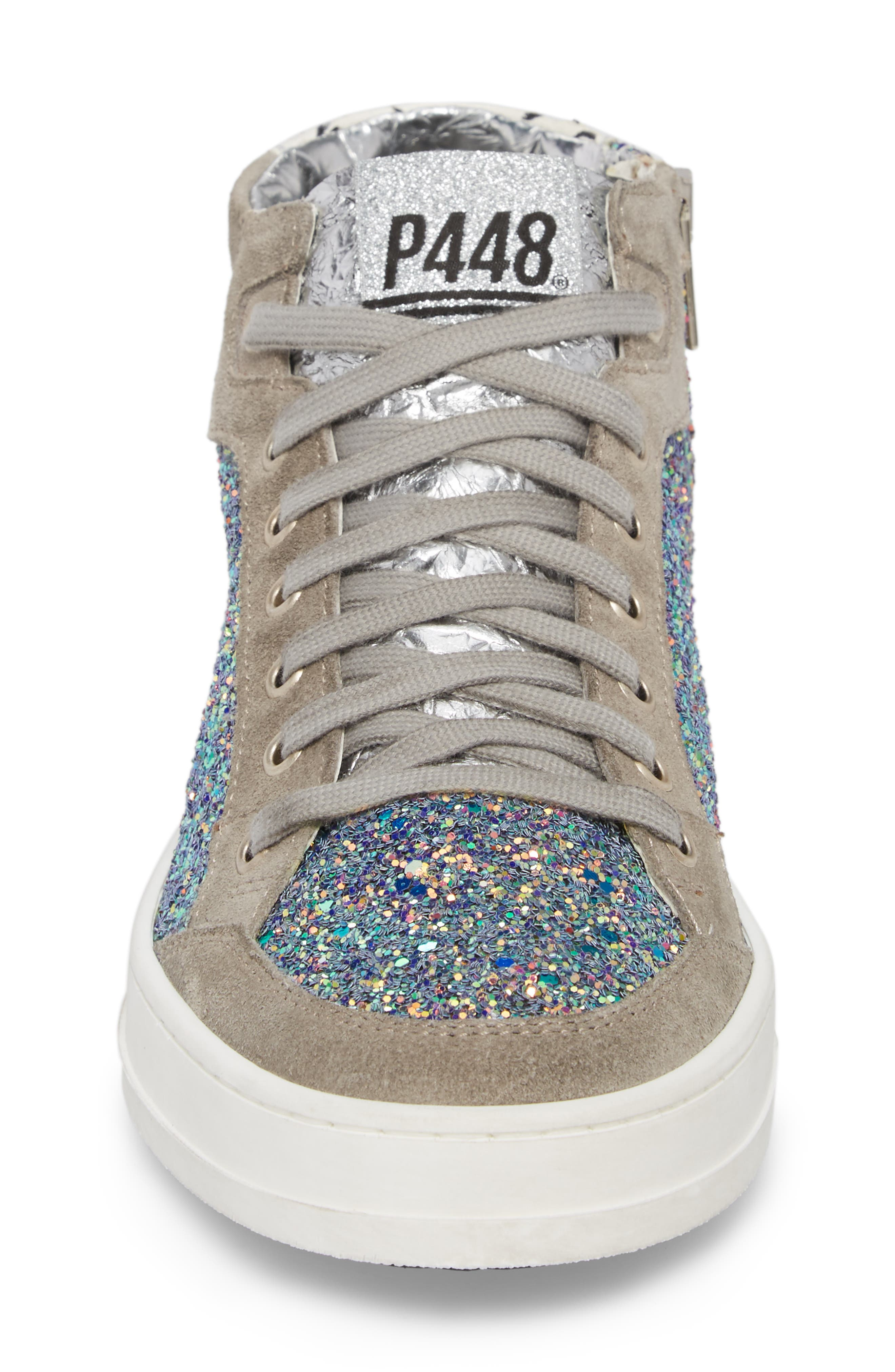 Love Sneaker,                             Alternate thumbnail 4, color,                             Multicolor