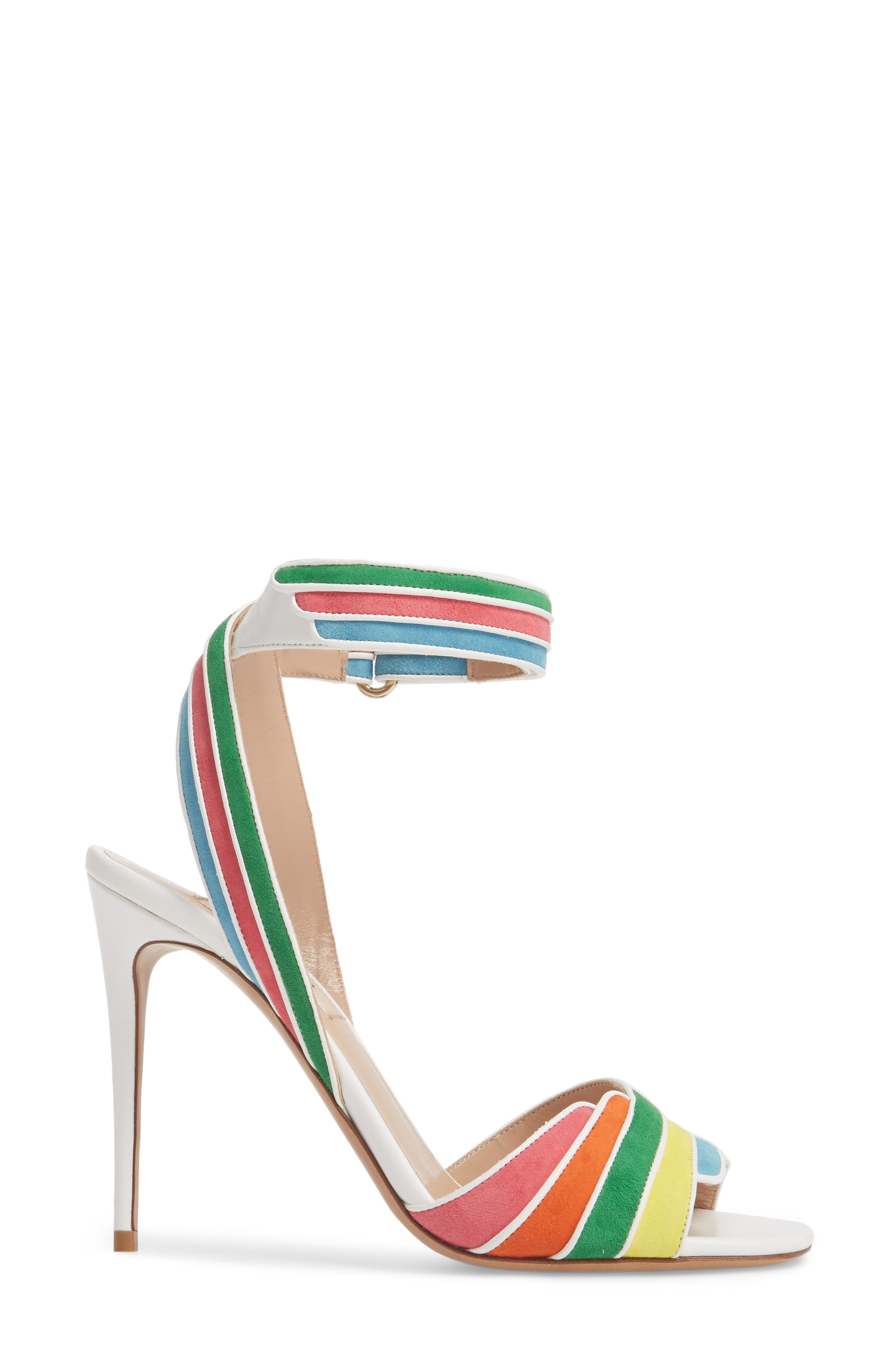Alternate Image 3  - VALENTINO GARAVANI Rainbow Sandal (Women)