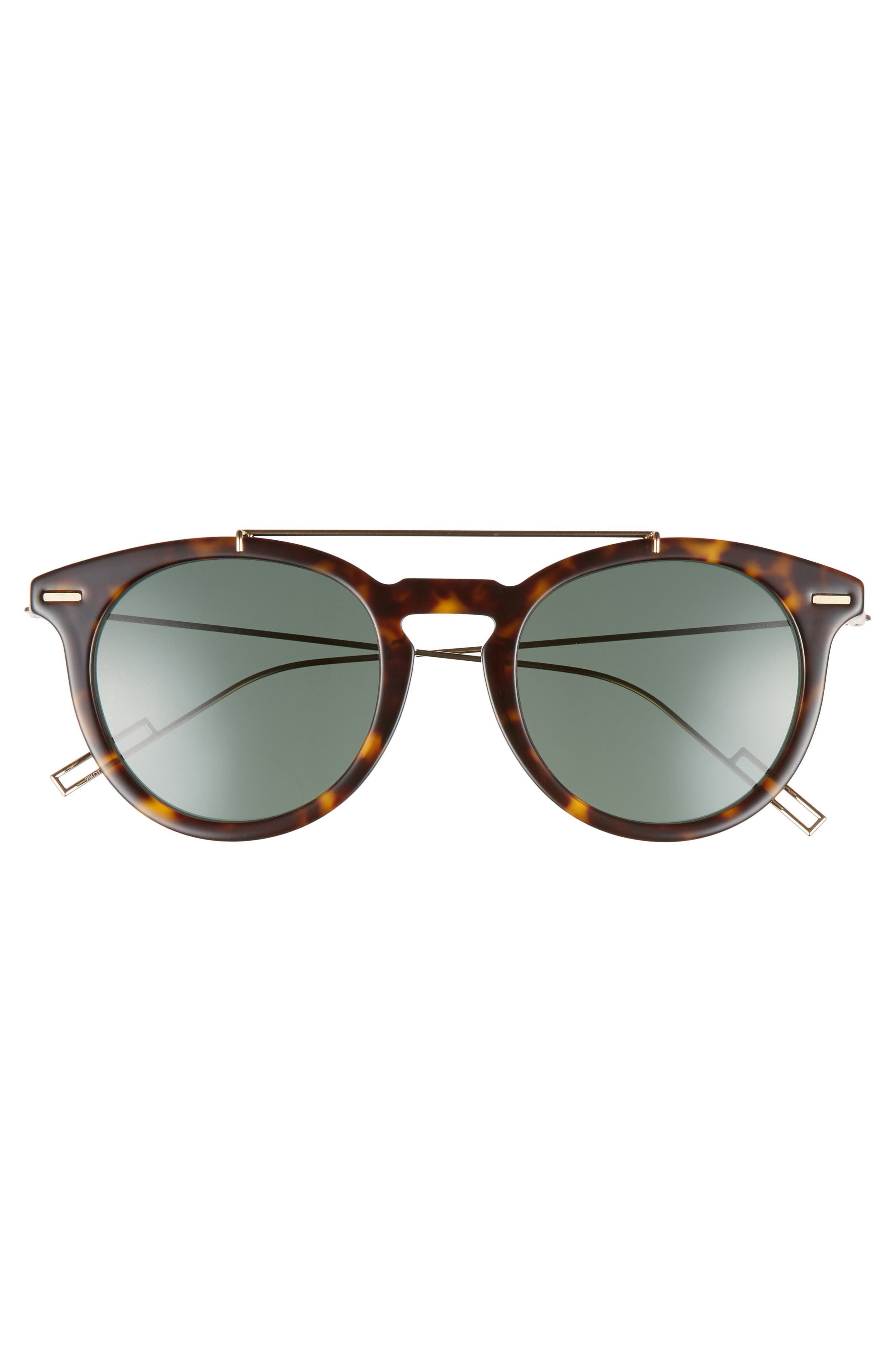 Alternate Image 2  - Dior Homme Master 51mm Sunglasses