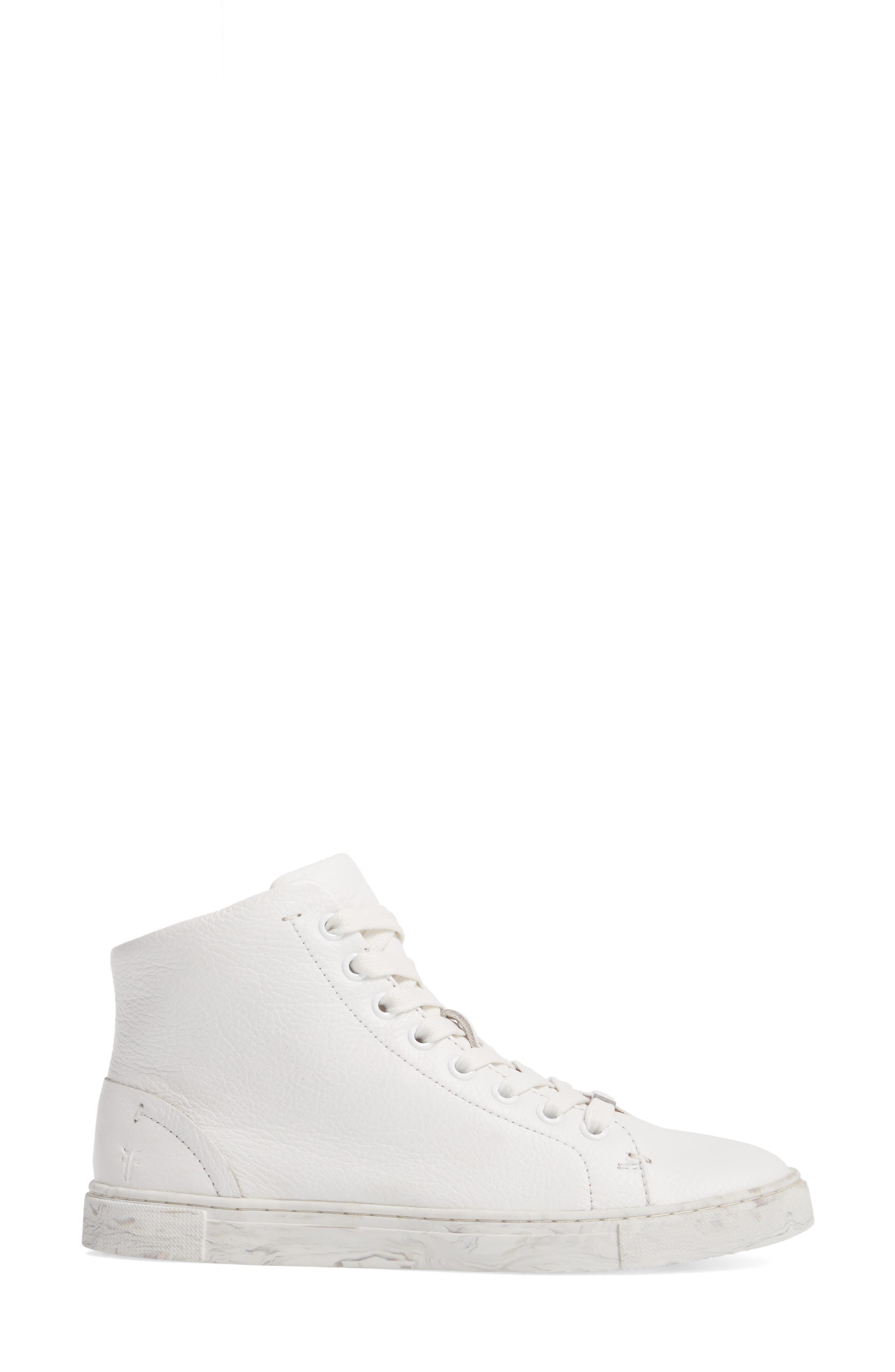 Alternate Image 3  - Frye Ivy High Top Sneaker (Women)