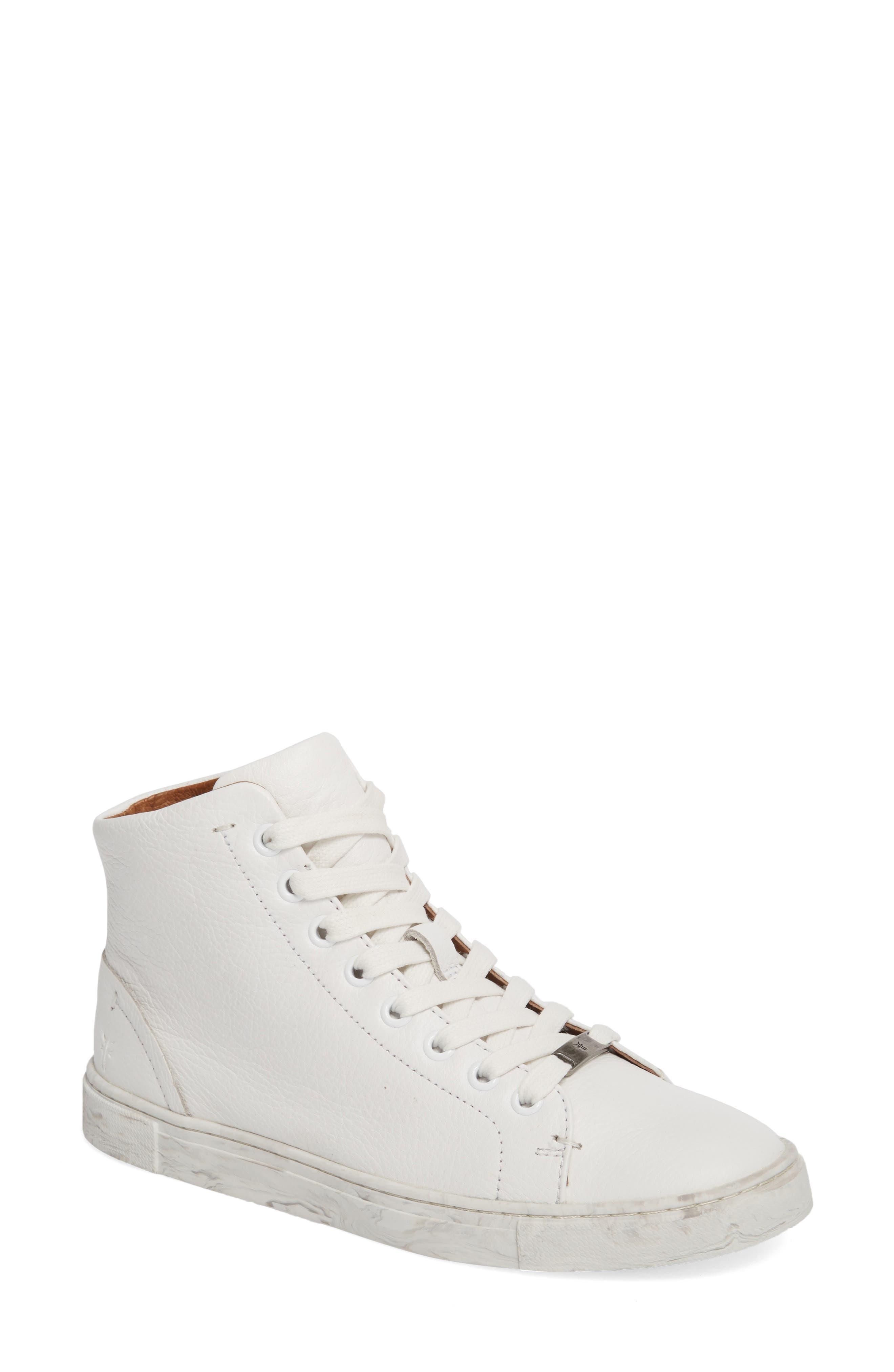 Alternate Image 1 Selected - Frye Ivy High Top Sneaker (Women)