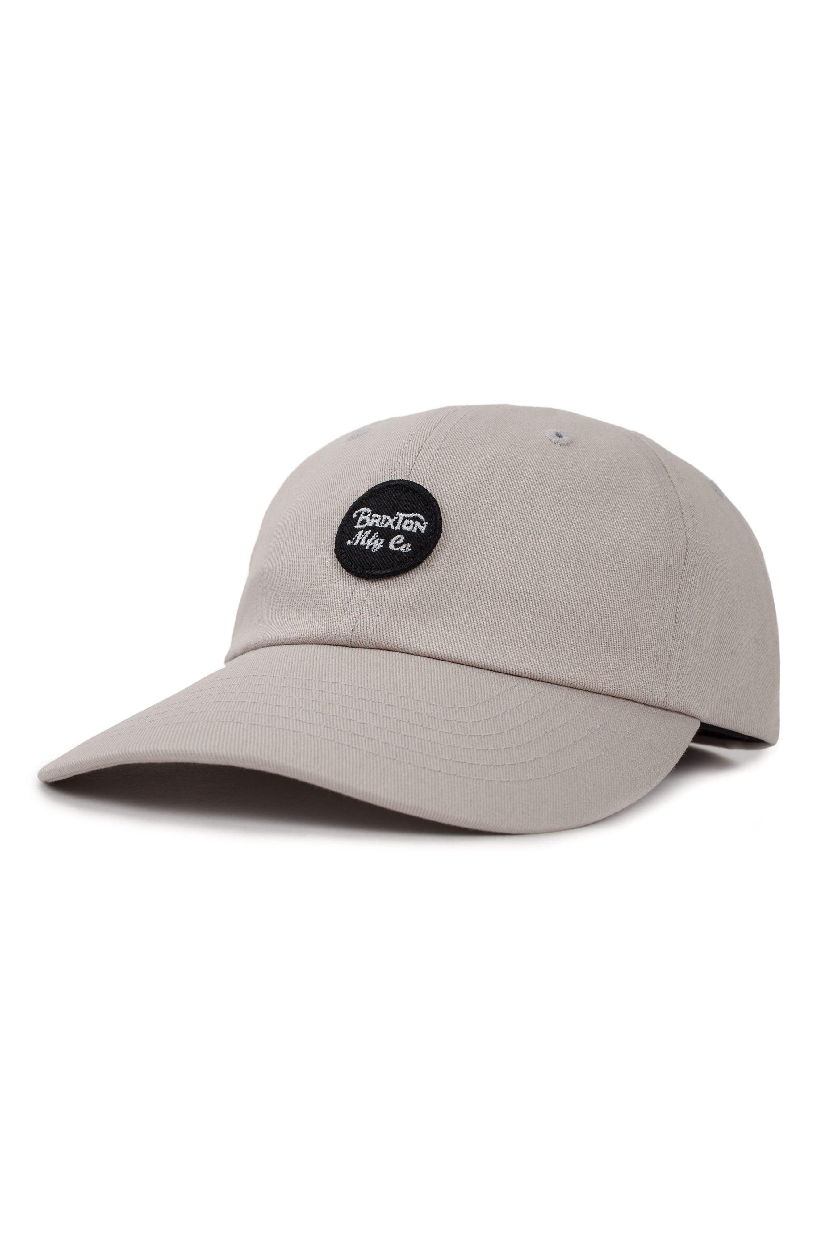 Wheeler Snapback Baseball Cap,                         Main,                         color, Stone
