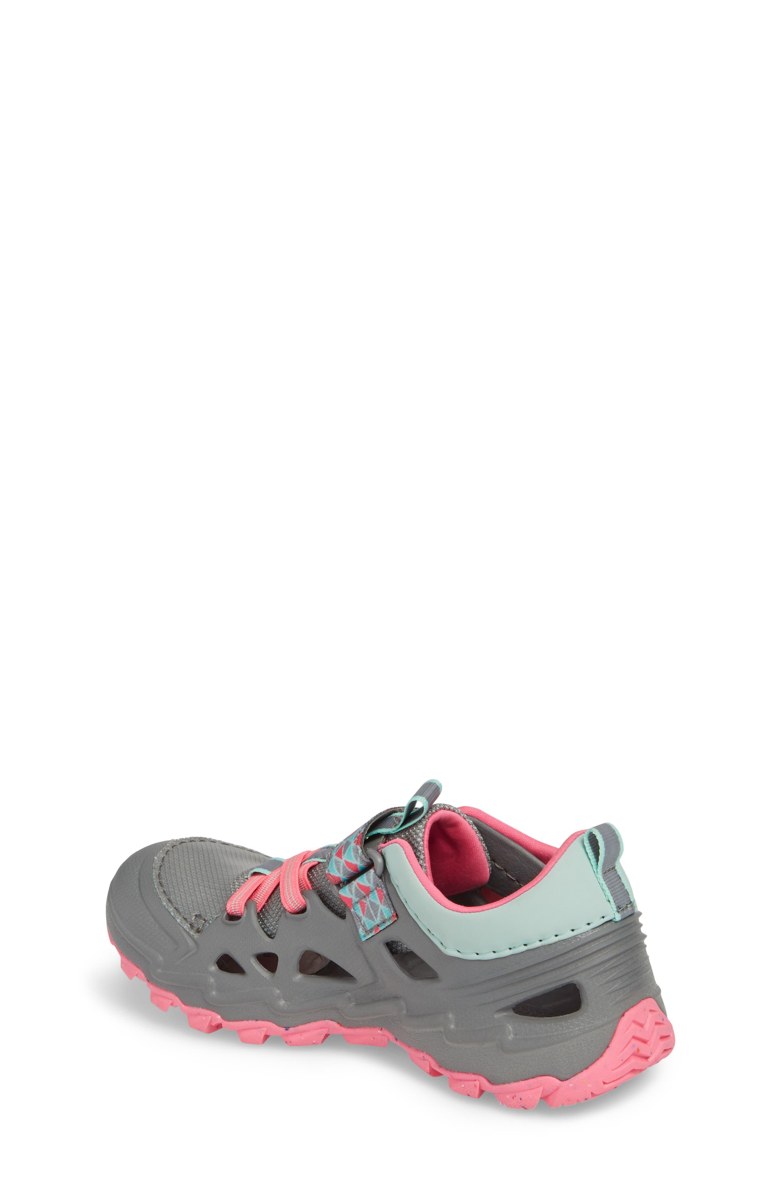 Hydro 2.0 Water Friendly Sneaker,                             Alternate thumbnail 2, color,                             Grey/ Multi