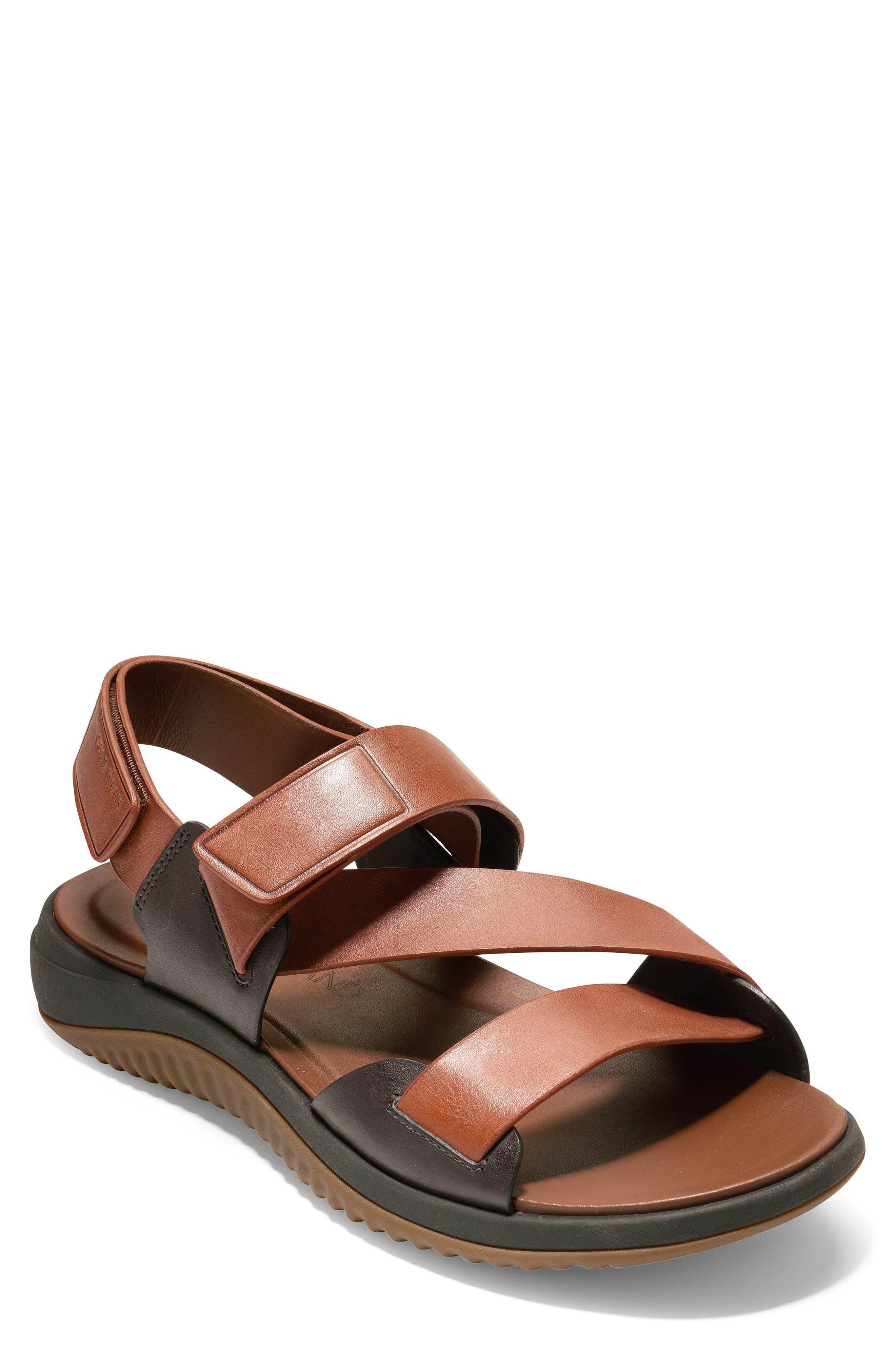 Cole Haan 2.ZeroGrand Multistrap Sandal (Men)
