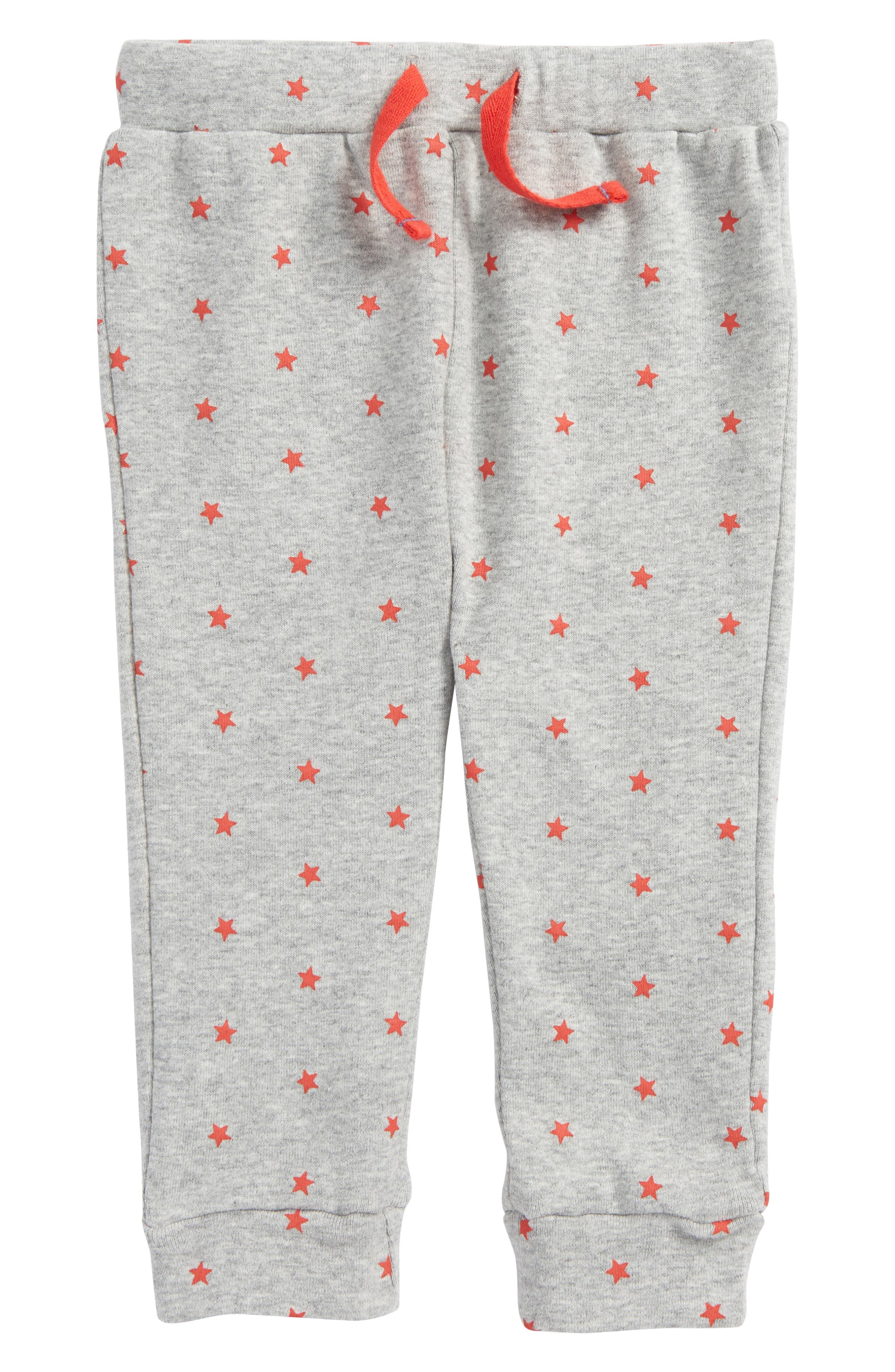 Mini Boden Fun Ribbed Pants (Baby)