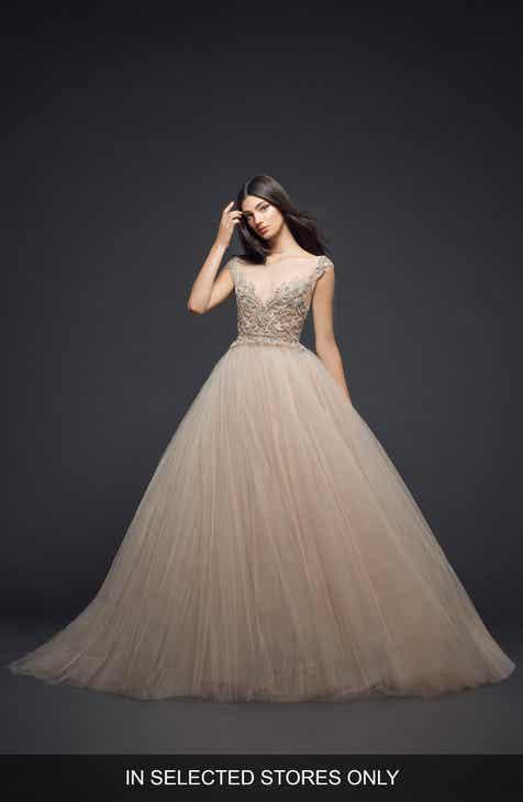 69de1d7c714 Lazaro Wedding Dresses   Bridal Gowns