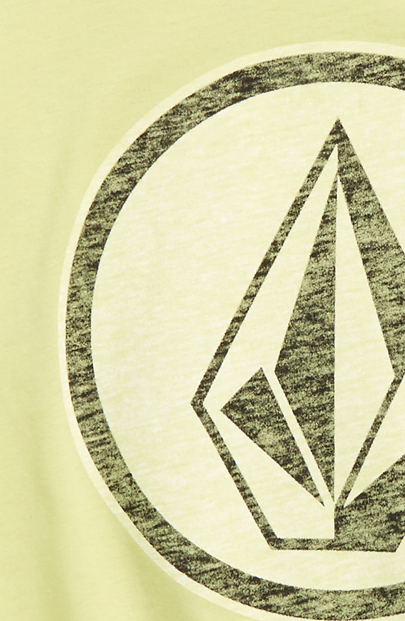 Alternate Image 2  - Volcom Classic Stone Logo Graphic T-Shirt (Big Boys)