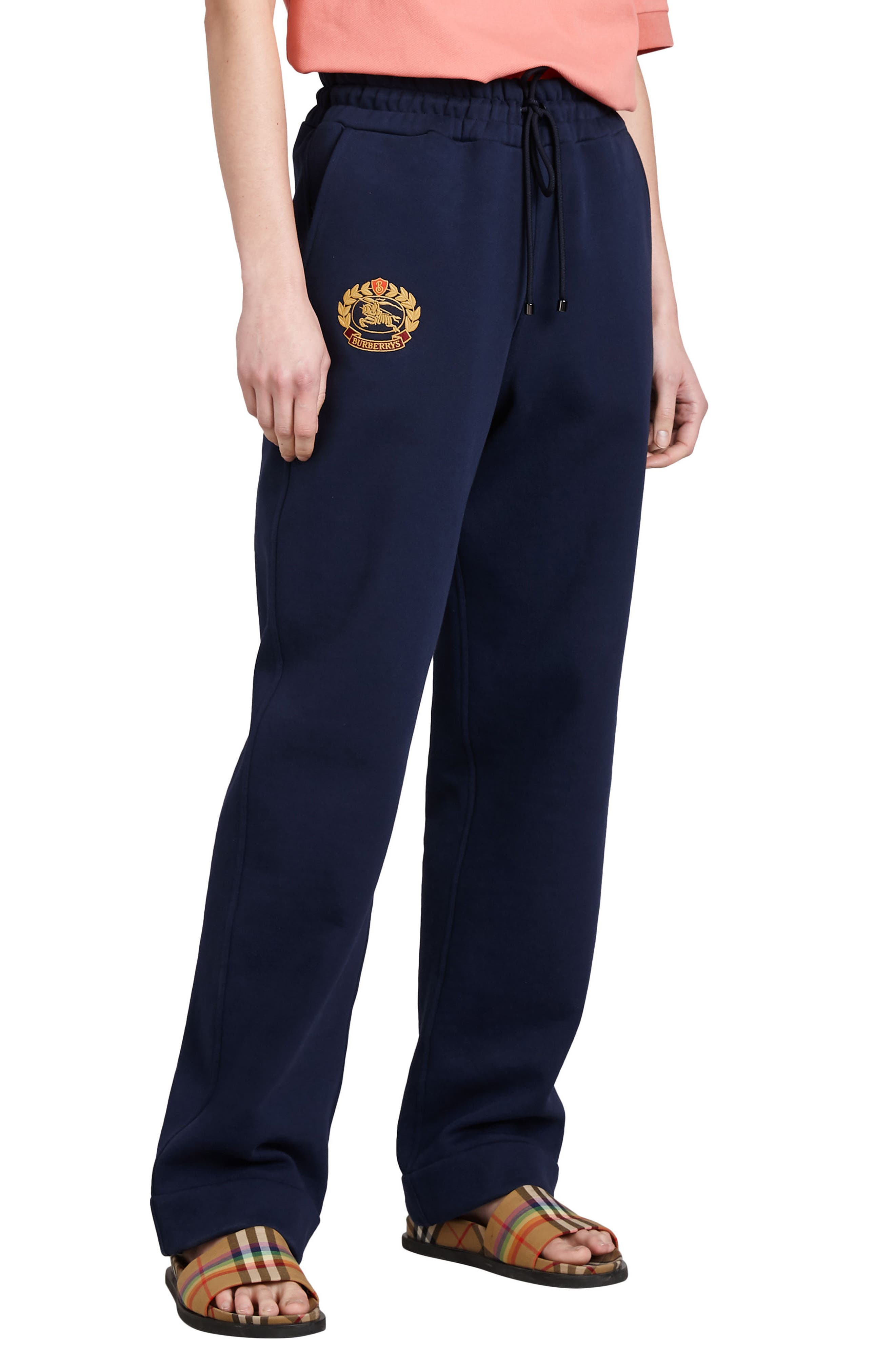 Burberry Vintage Crest Sweatpants
