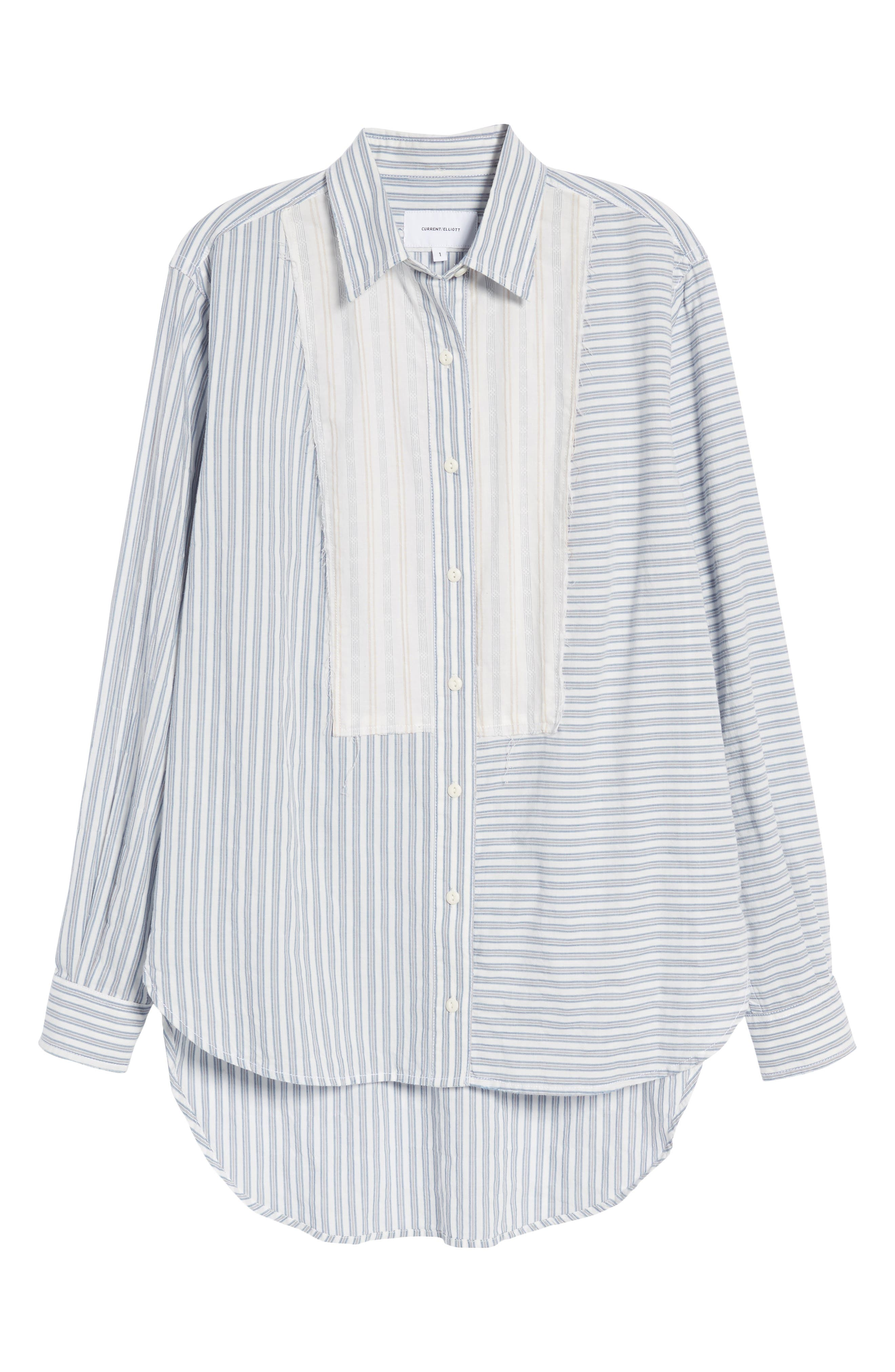 The Rosie Shirt,                             Alternate thumbnail 7, color,                             Multicolor Stripe