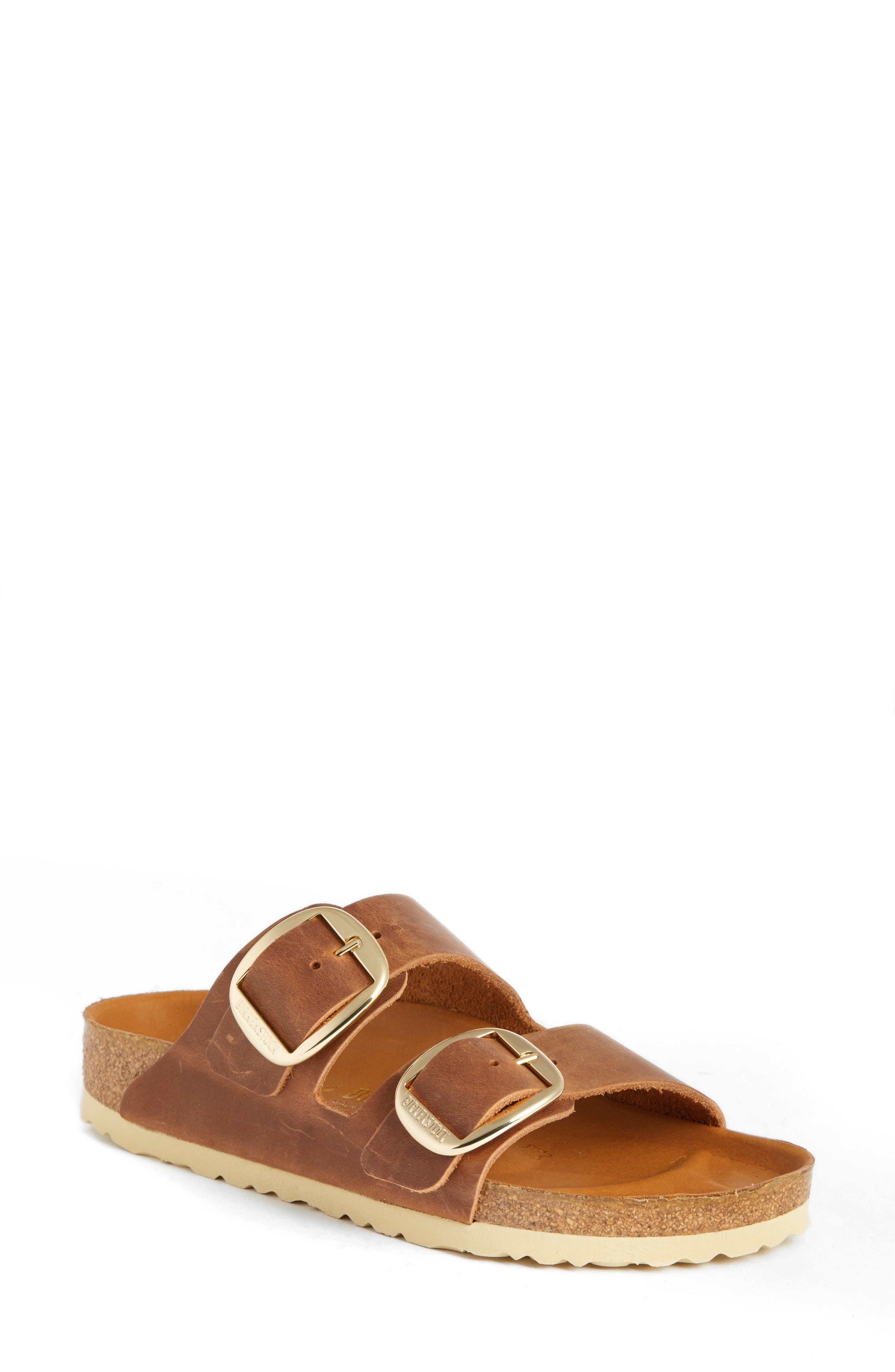 Birkenstock Arizona Big Buckle Slide Sandal (Women)