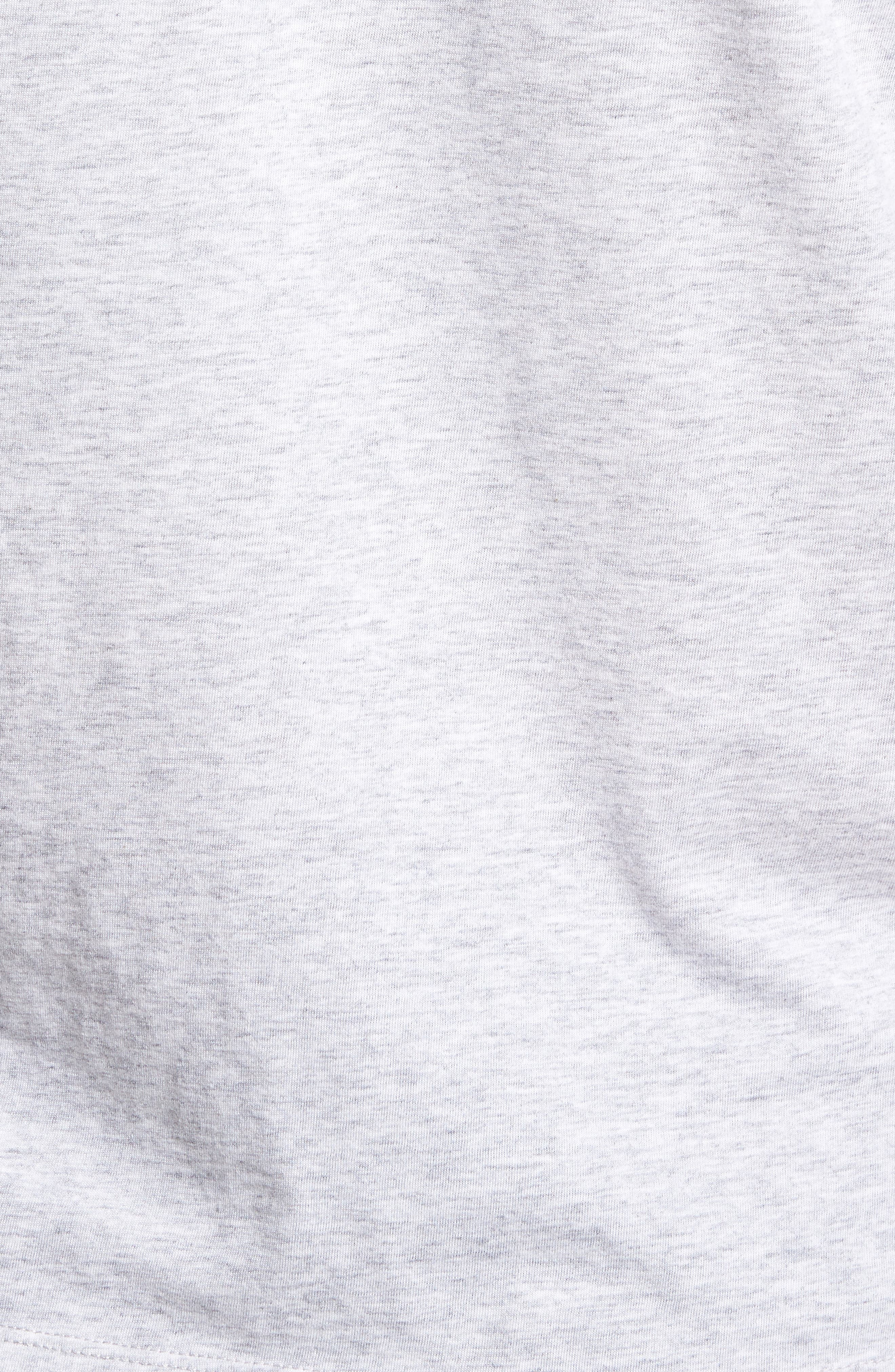 Carl Pullover Hoodie,                             Alternate thumbnail 5, color,                             Dove Grey
