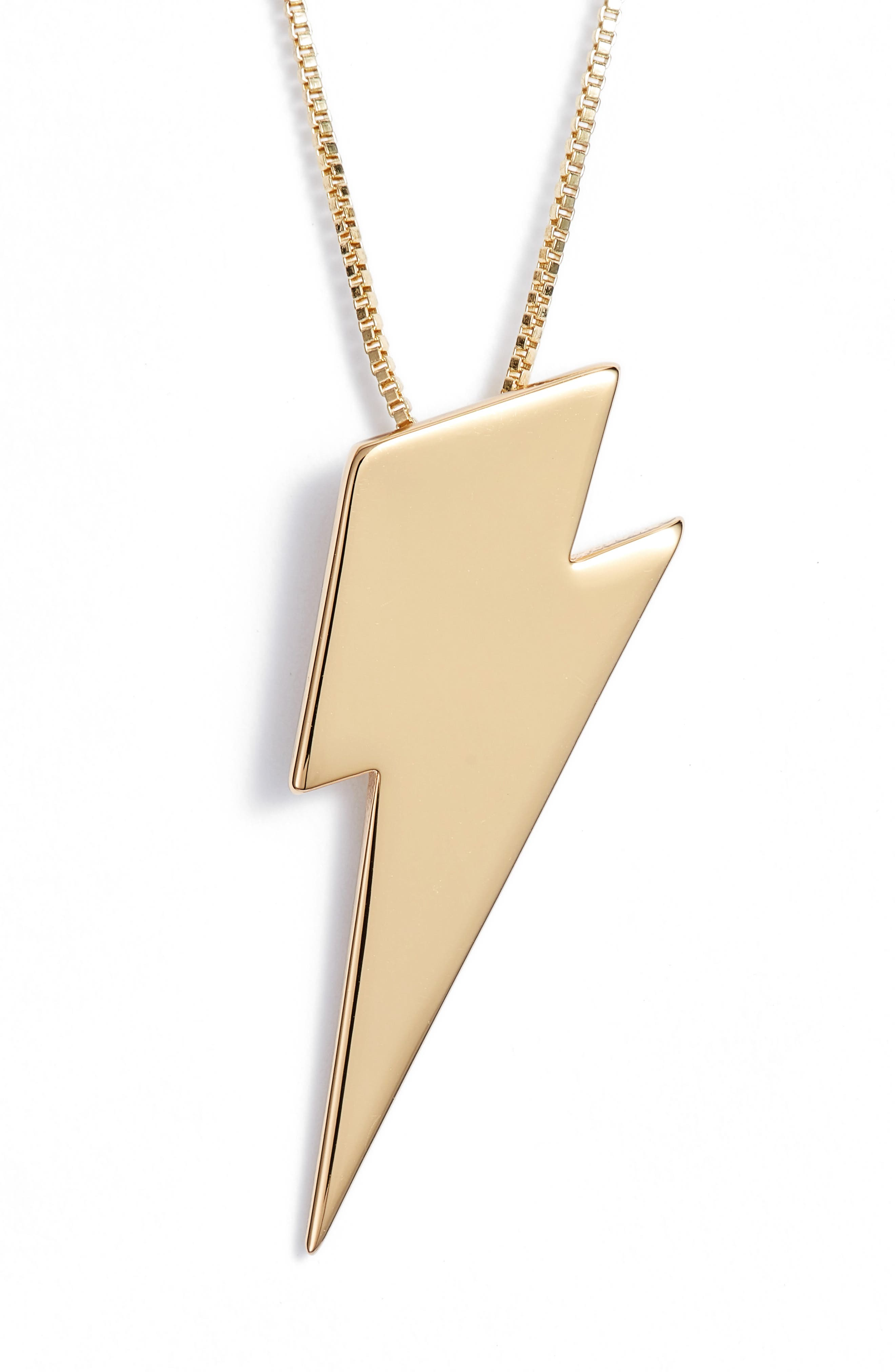 Jenny Bird Thunderstruck Pendant Necklace