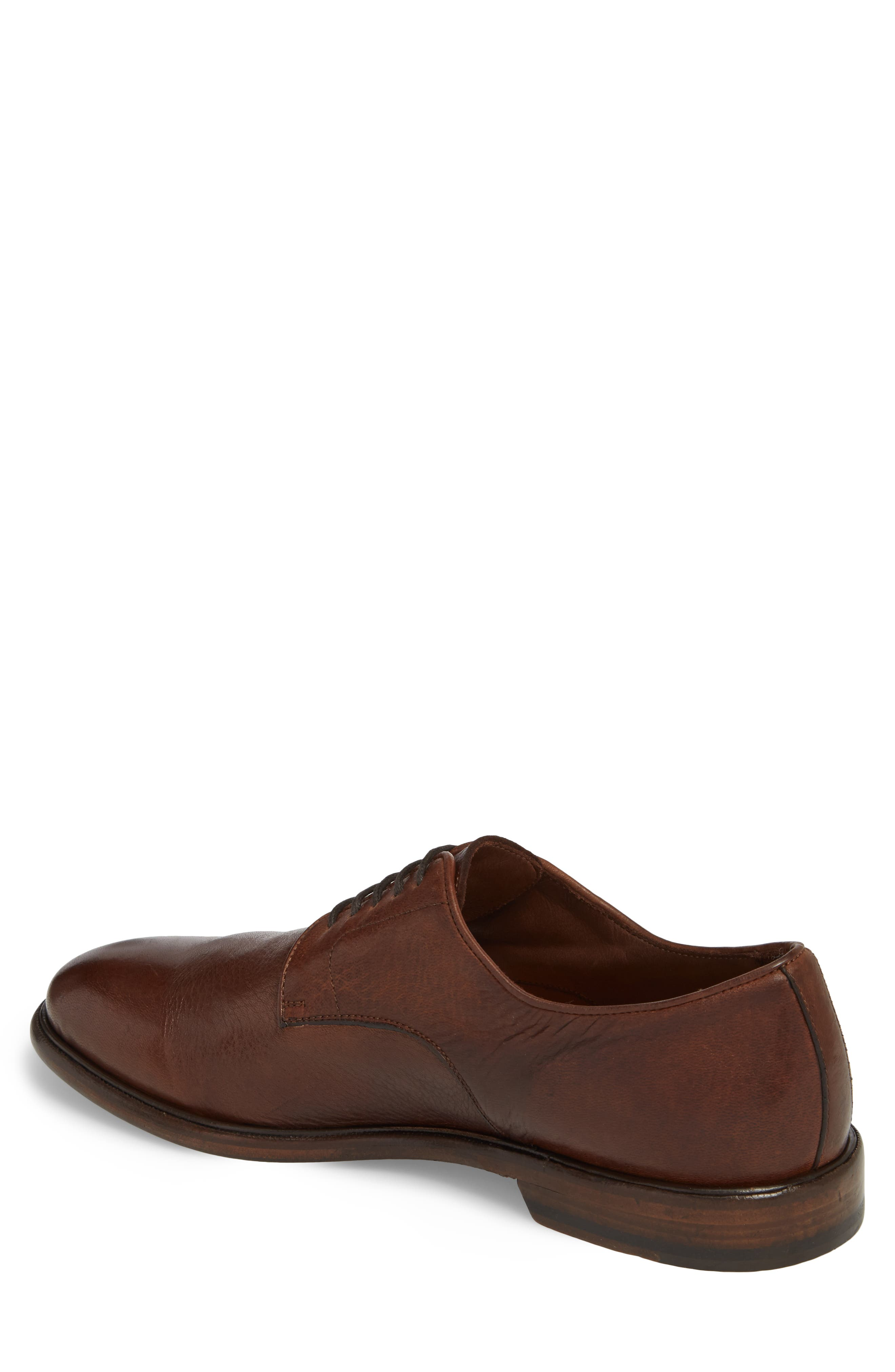Fisher Derby,                             Alternate thumbnail 2, color,                             Cognac Leather