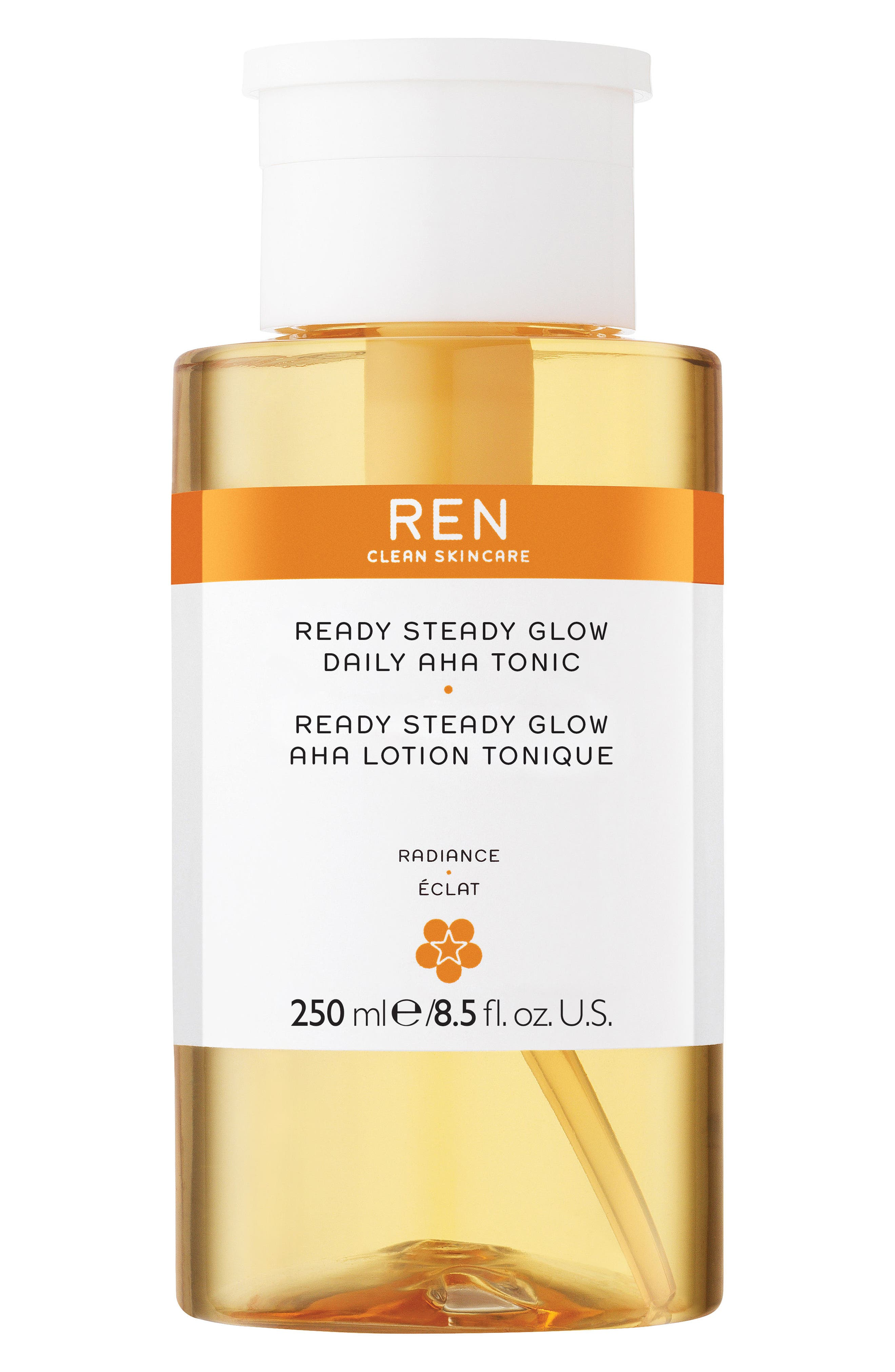 SPACE.NK.apothecary REN Steady Glow Daily AHA Tonic