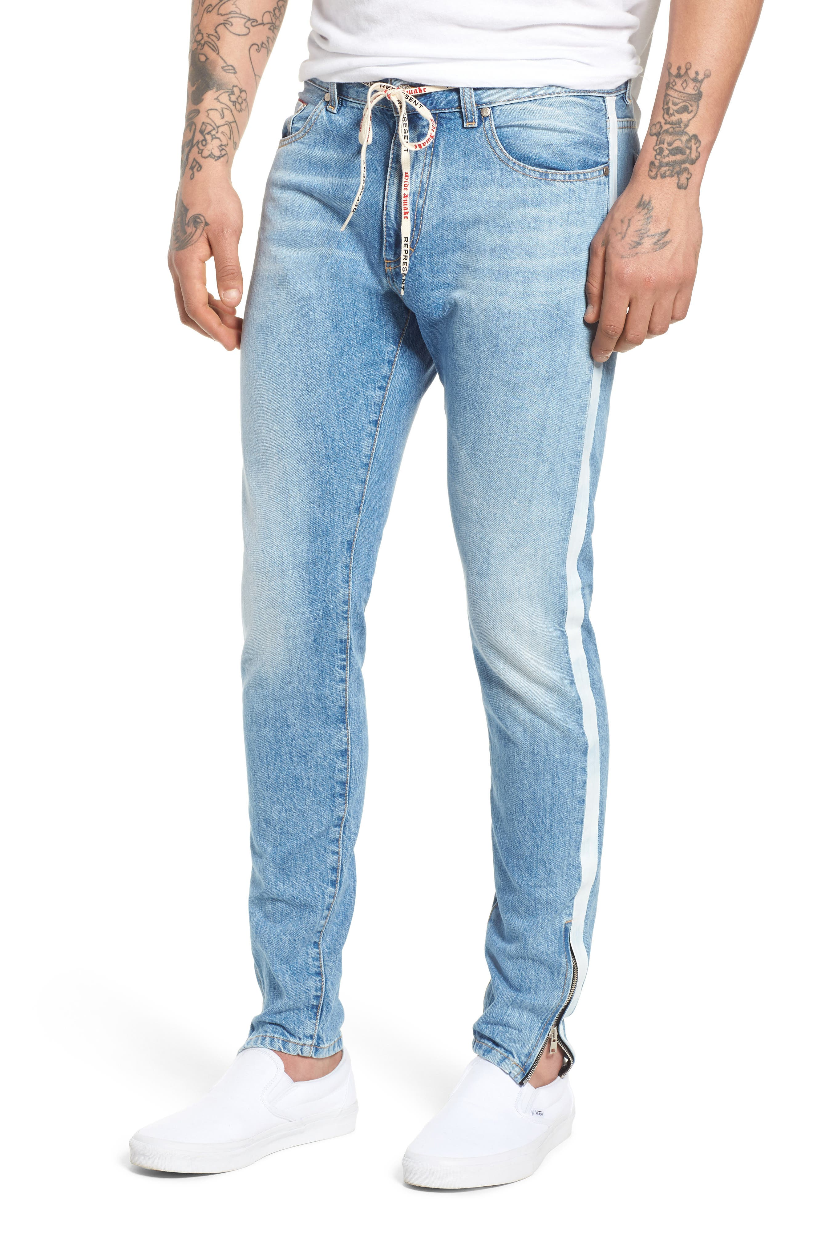 Represent Slim Fit Denim Pants