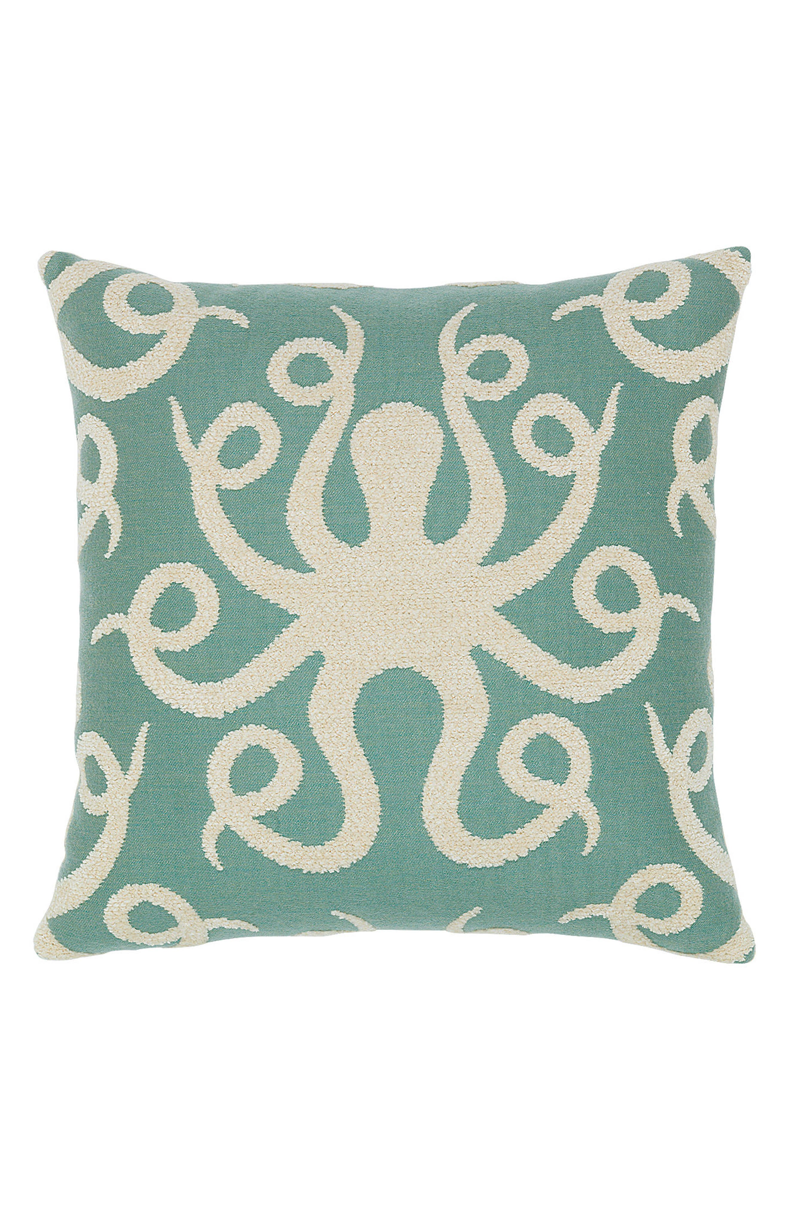 Elaine Smith Octoplush Accent Pillow