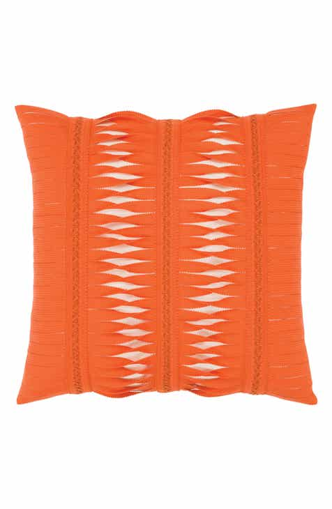 fb52acd131f5b Elaine Smith Gladiator Coral Indoor Outdoor Accent Pillow