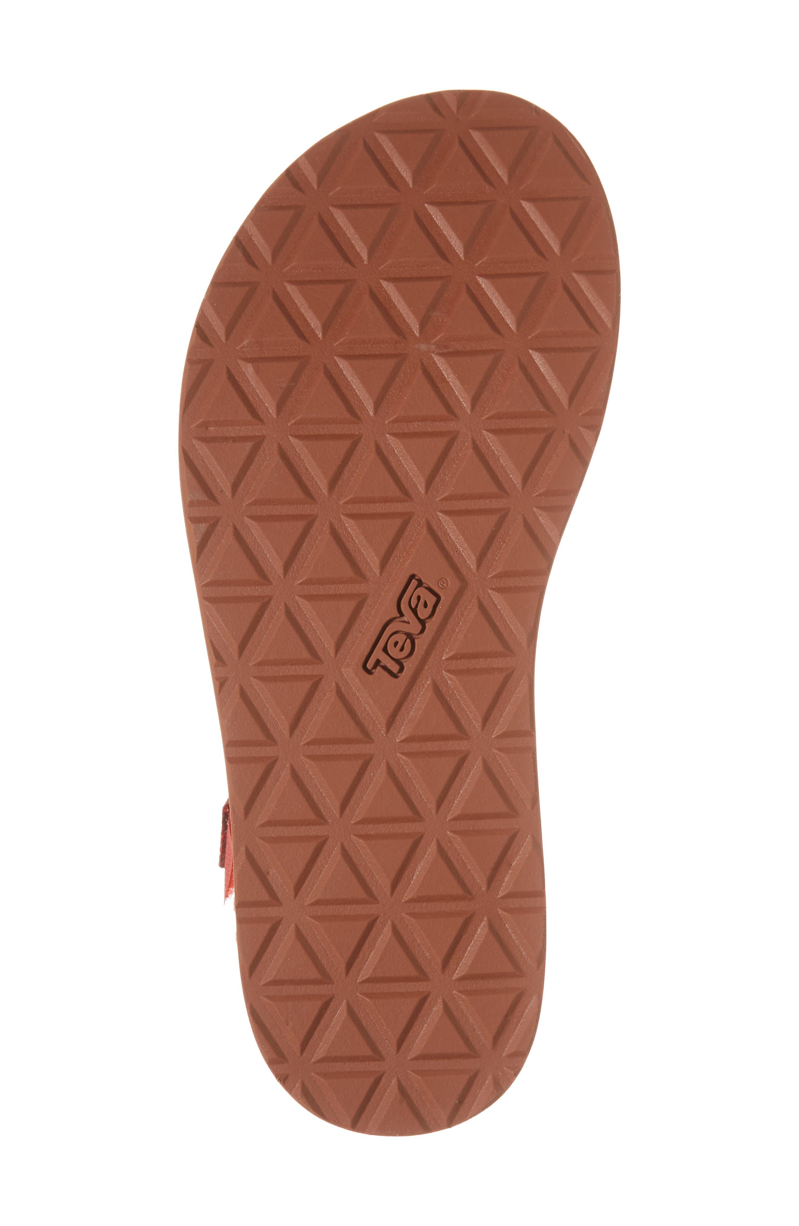 'Original Universal' Sandal,                             Alternate thumbnail 6, color,                             Mirimar Fade Coral Sand