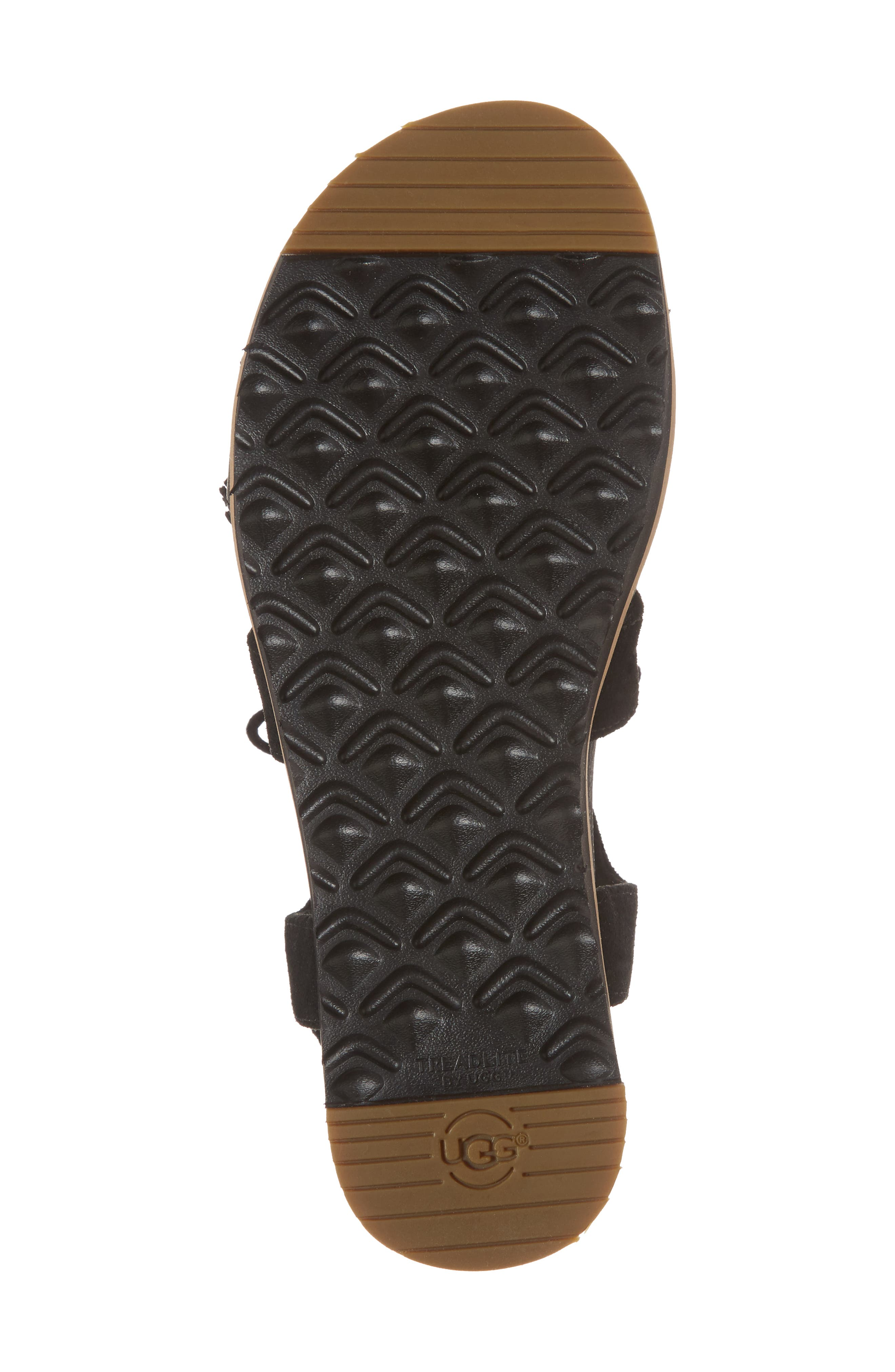 Alternate Image 6  - UGG® Maryssa Tassel Sandal (Women)