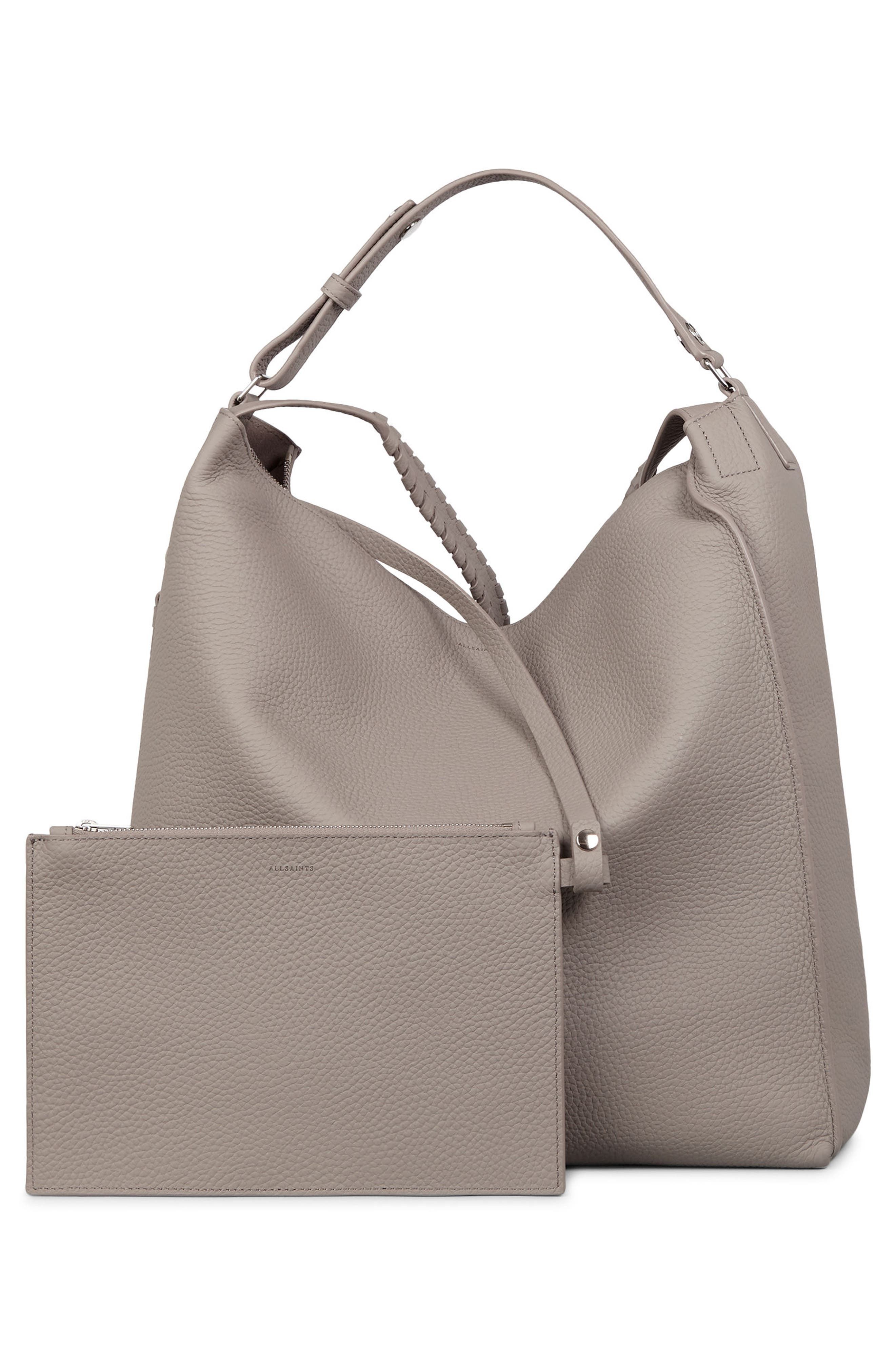 Alternate Image 3  - ALLSAINTS Kita Convertible Leather Backpack