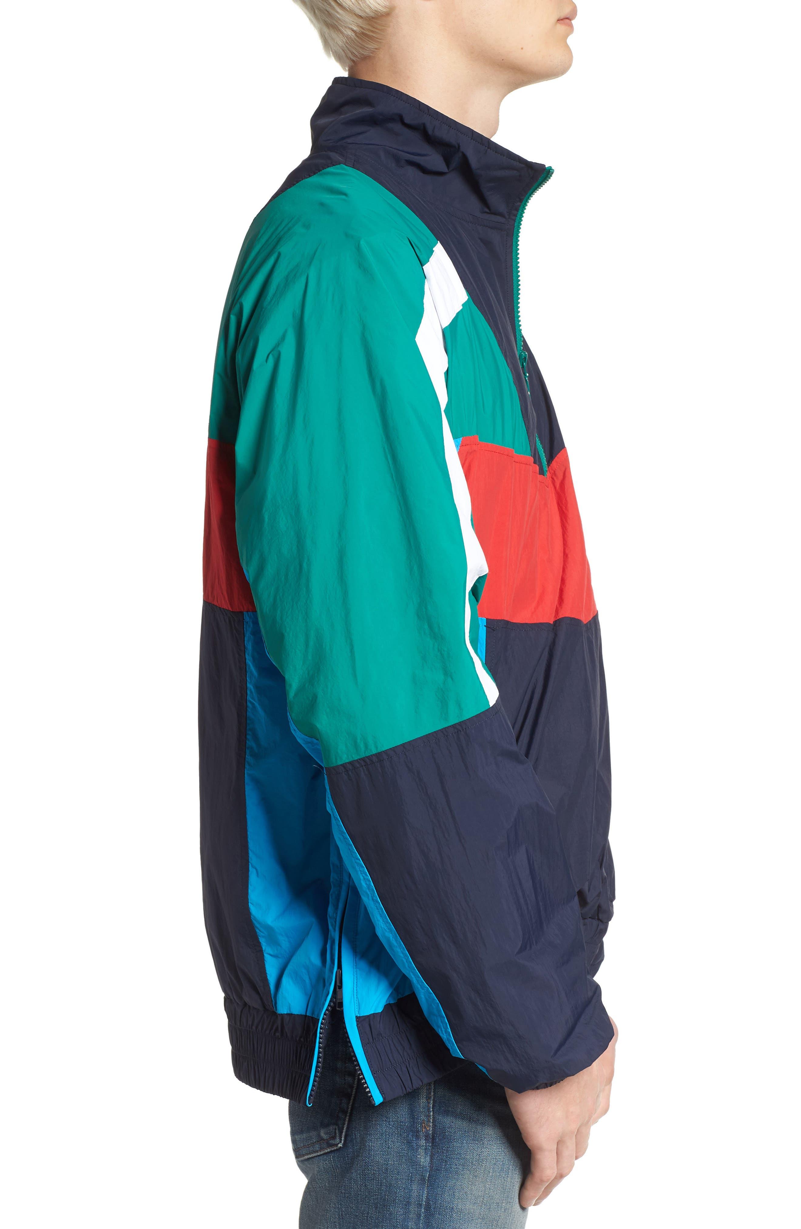 Alternate Image 3  - Original Penguin Colorblock Anorak