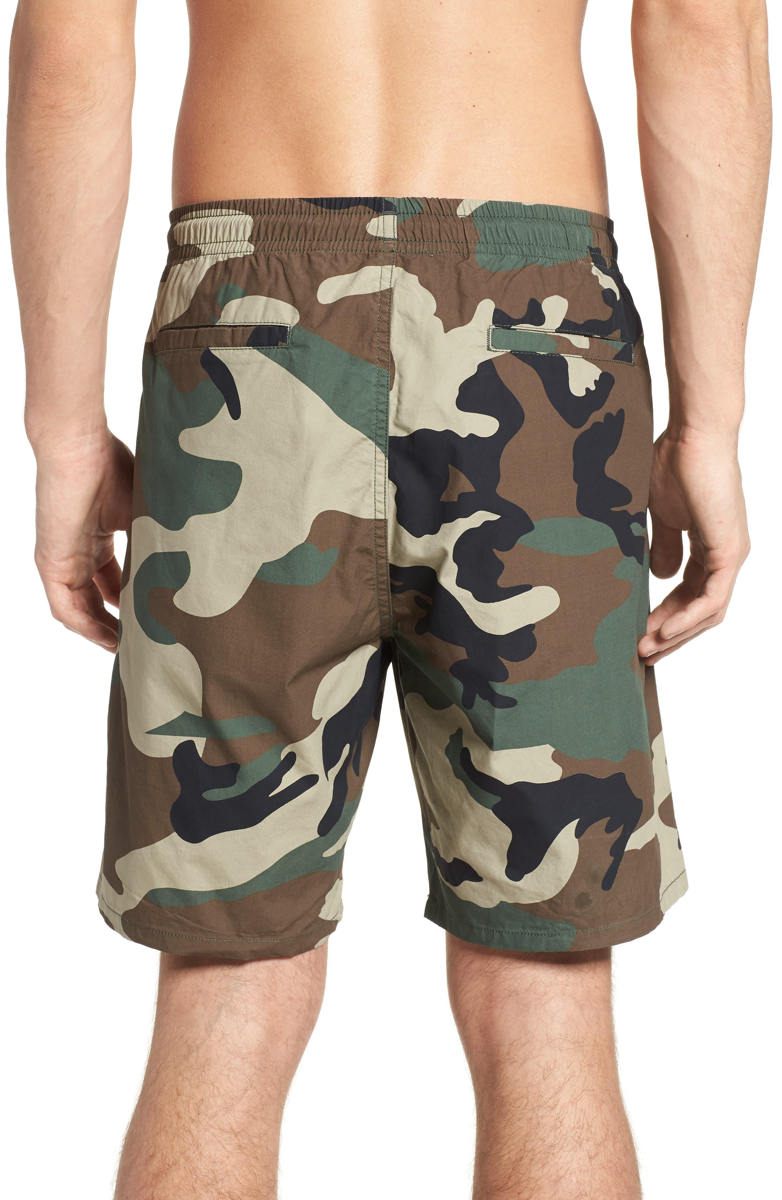 Subversion Shorts,                             Alternate thumbnail 2, color,                             Field Camo