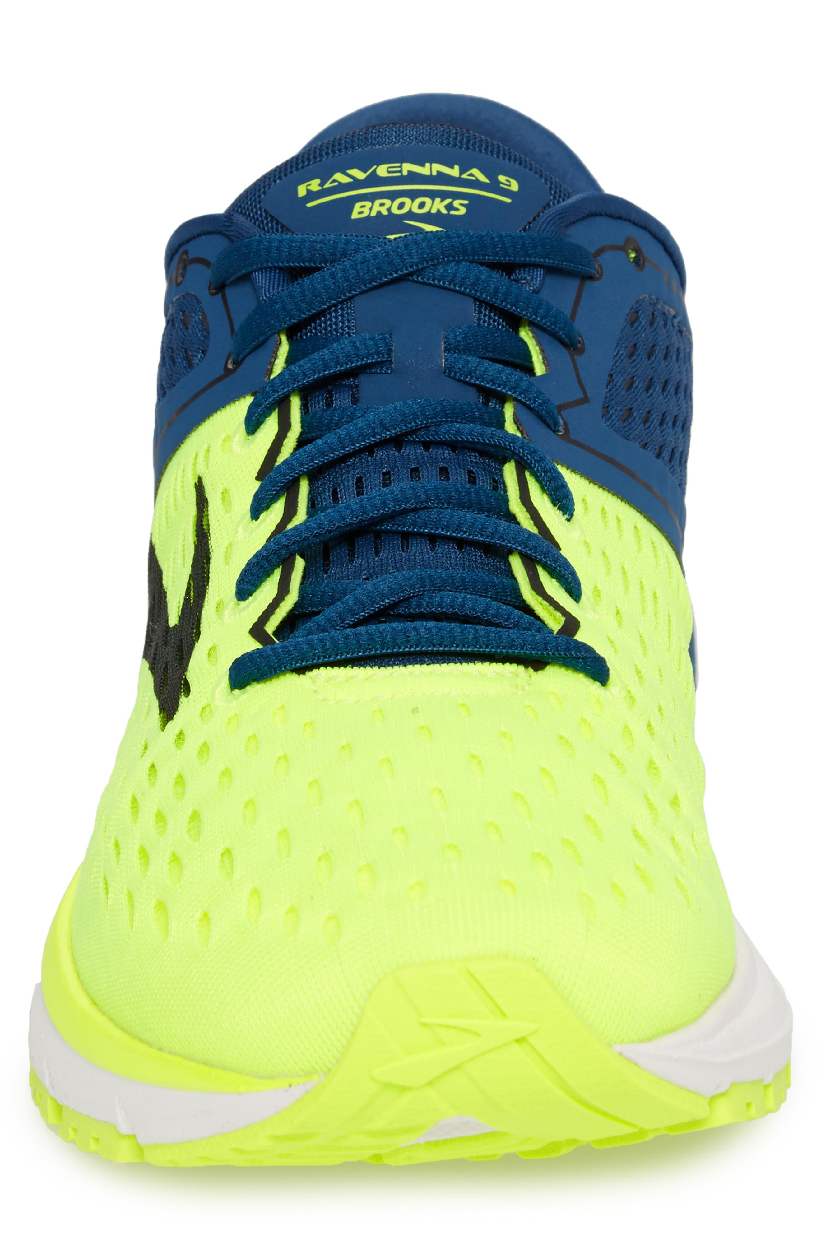 Ravenna 9 Running Shoe,                             Alternate thumbnail 4, color,                             Nightlife/ Blue/ Black
