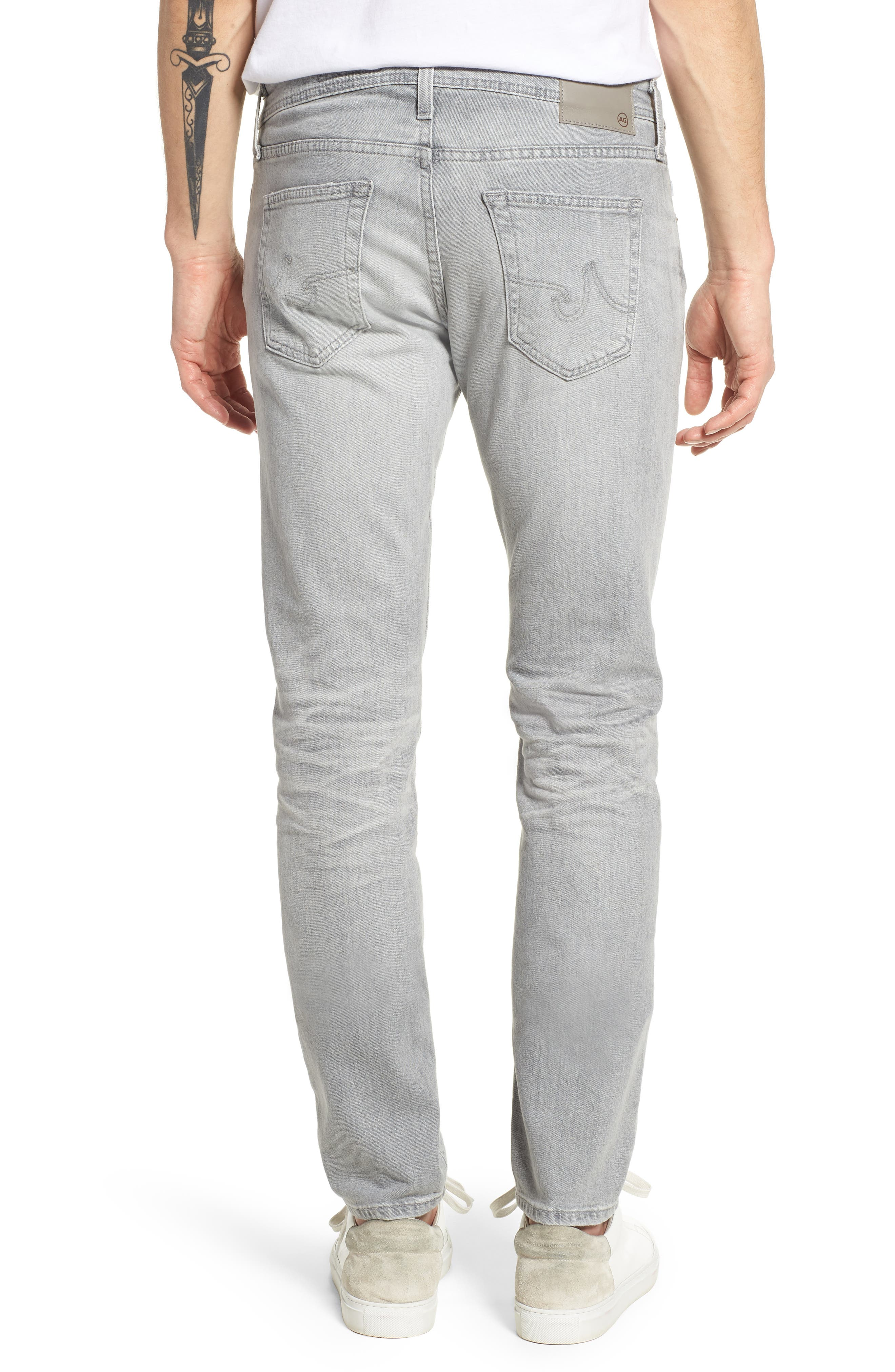 Dylan Skinny Fit Jeans,                             Alternate thumbnail 2, color,                             21 Years Outline
