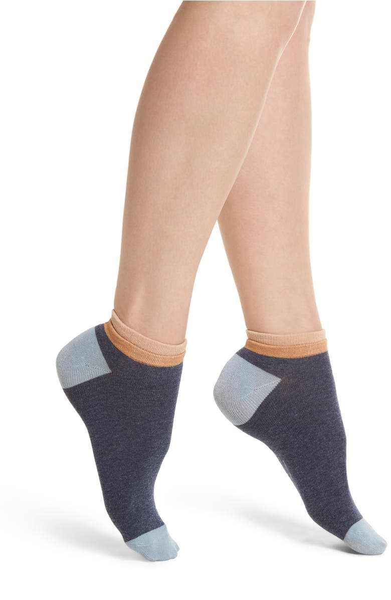 Richer Poorer LOP TOP LOW-CUT SOCKS